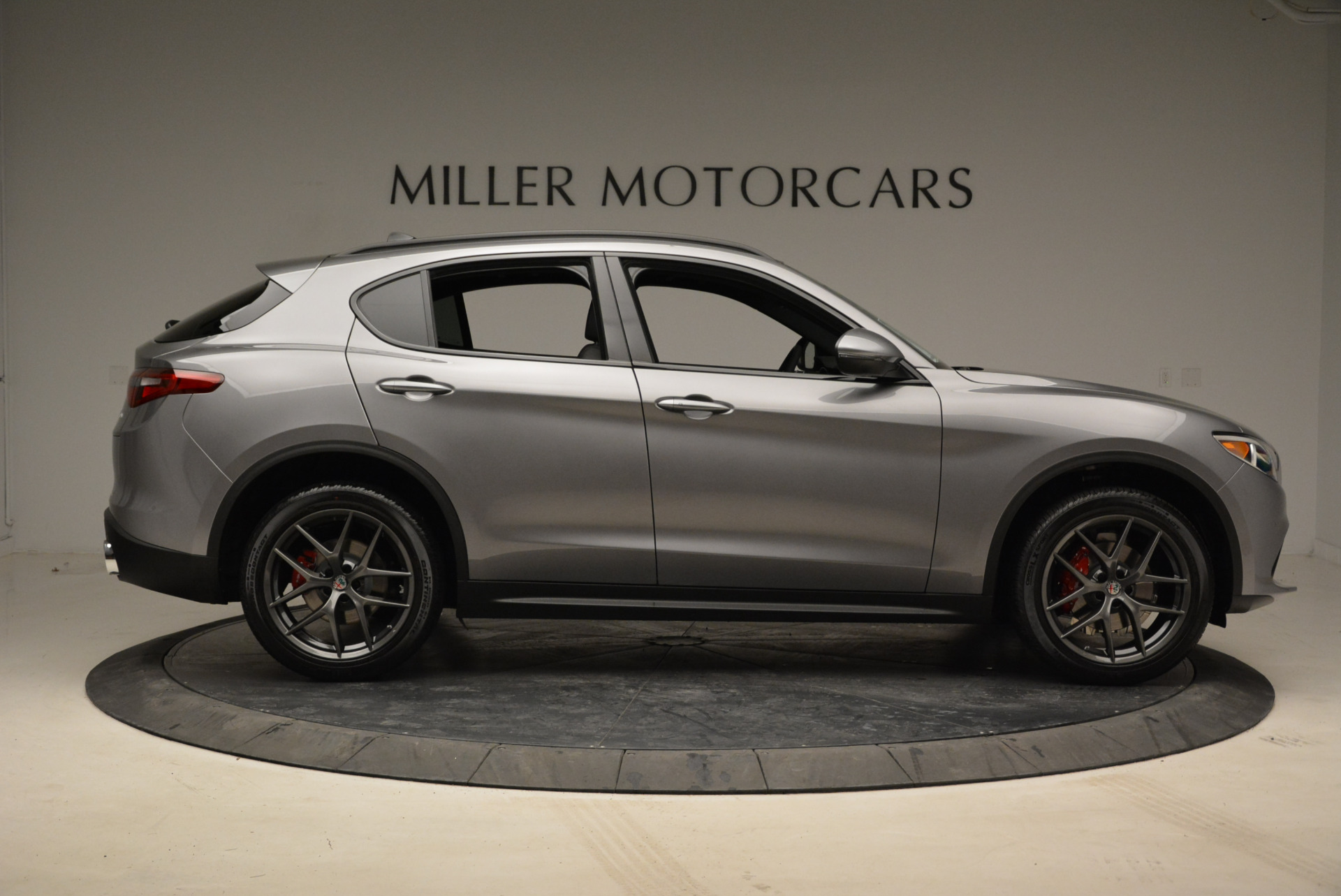 New 2018 Alfa Romeo Stelvio Ti Sport Q4 For Sale In Westport, CT 1805_p9