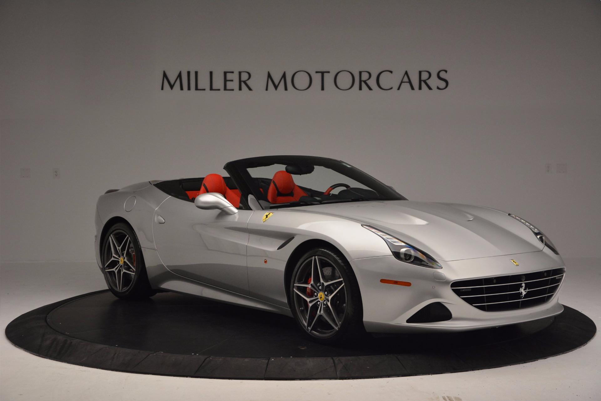 Used 2015 Ferrari California T  For Sale In Westport, CT 1808_p11
