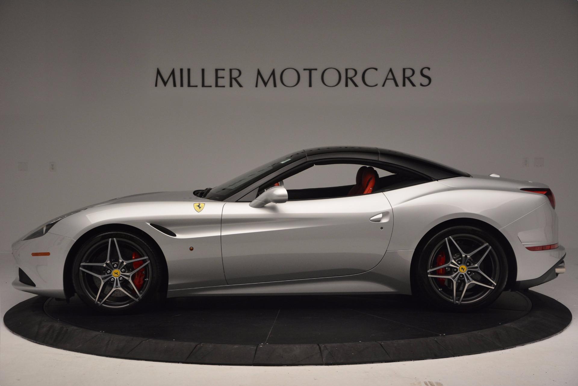 Used 2015 Ferrari California T  For Sale In Westport, CT 1808_p15