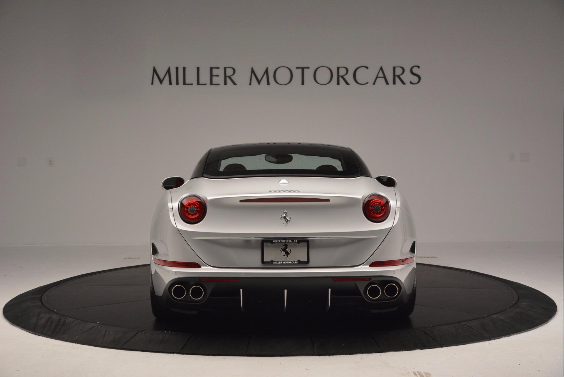 Used 2015 Ferrari California T  For Sale In Westport, CT 1808_p18