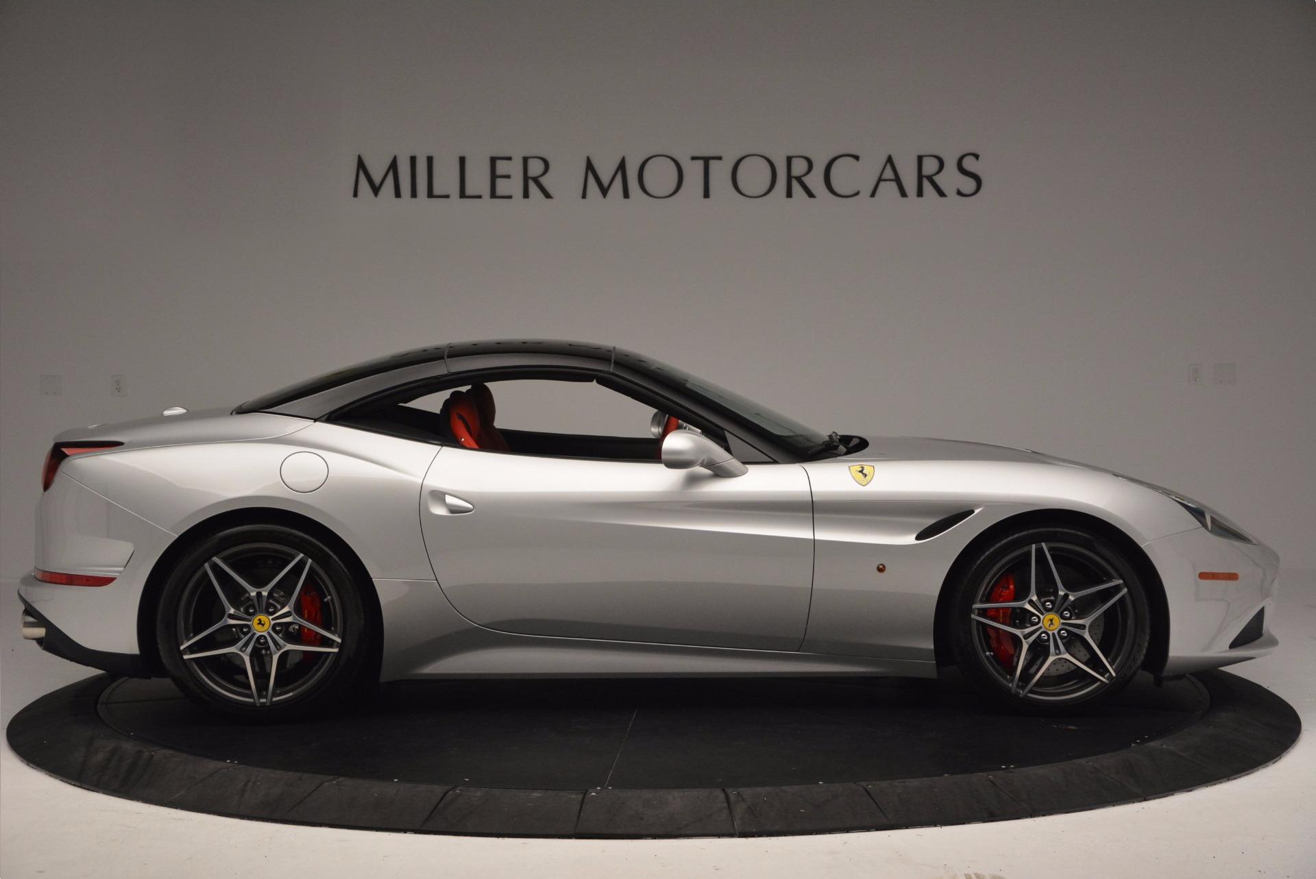 Used 2015 Ferrari California T  For Sale In Westport, CT 1808_p21