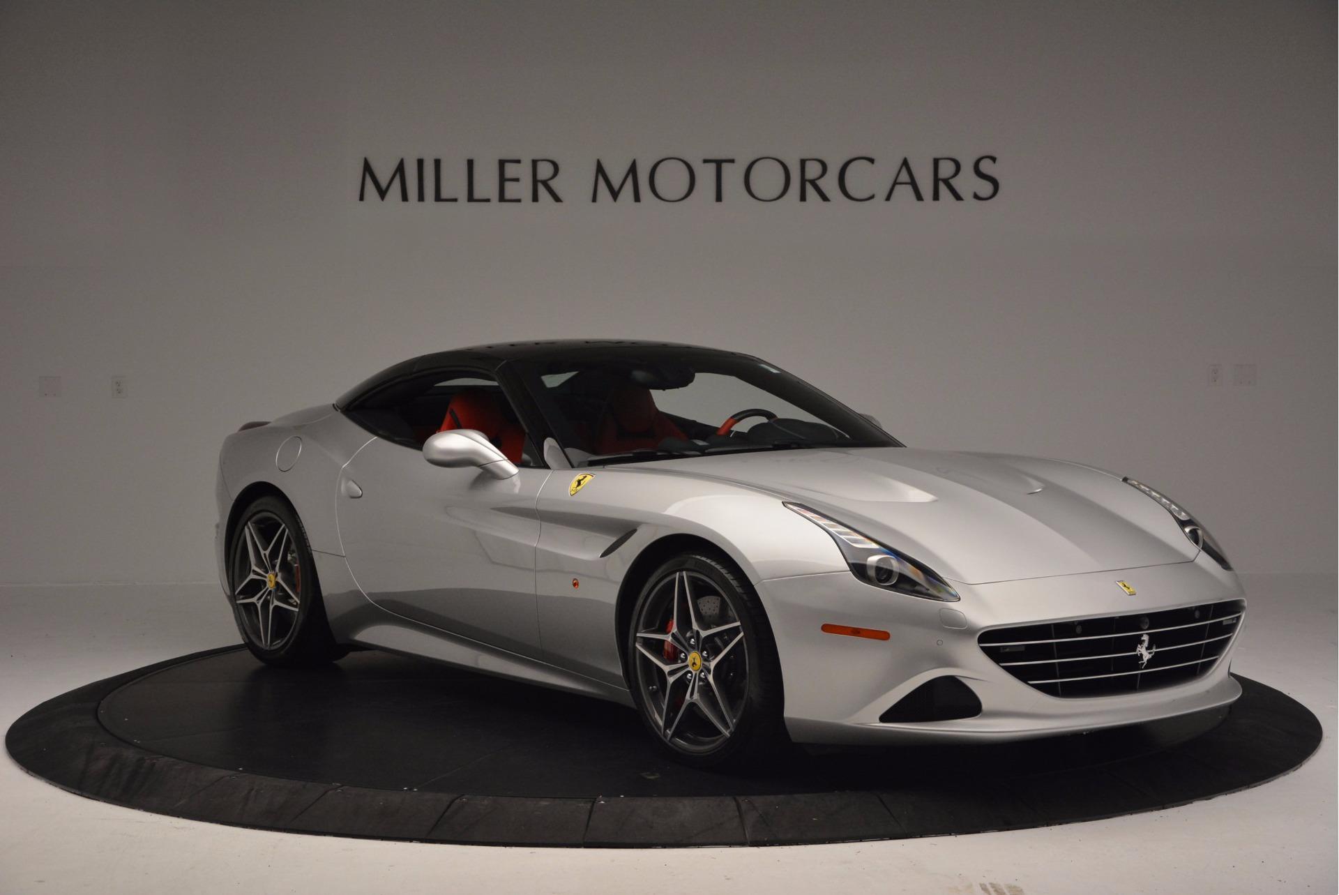 Used 2015 Ferrari California T  For Sale In Westport, CT 1808_p23