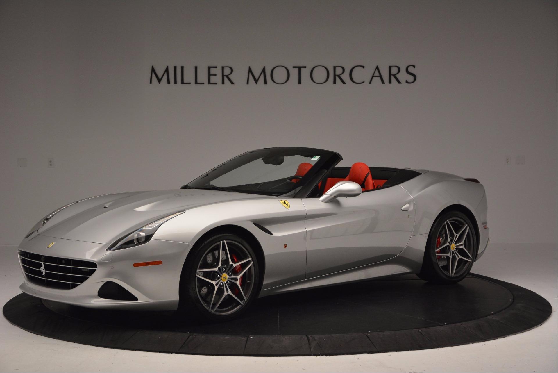 Used 2015 Ferrari California T  For Sale In Westport, CT 1808_p2