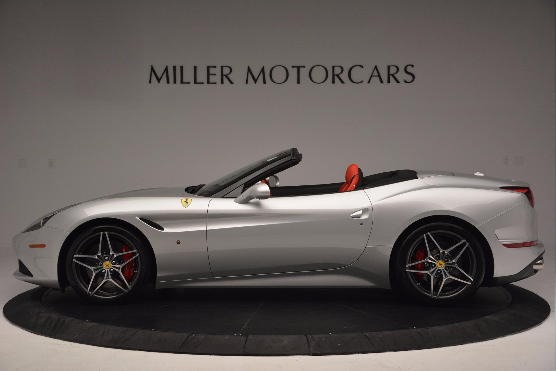 Used 2015 Ferrari California T  For Sale In Westport, CT 1808_p3