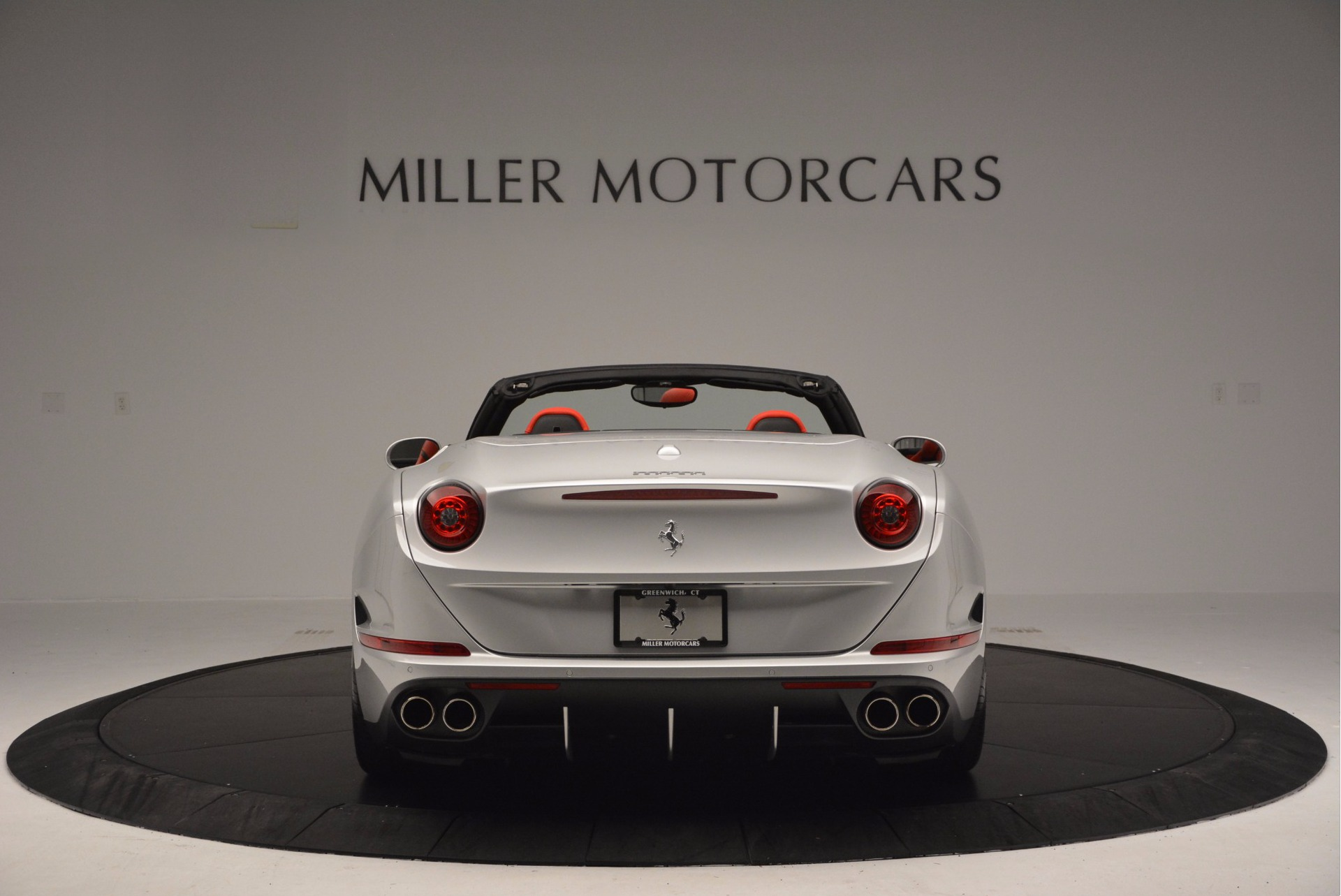 Used 2015 Ferrari California T  For Sale In Westport, CT 1808_p6