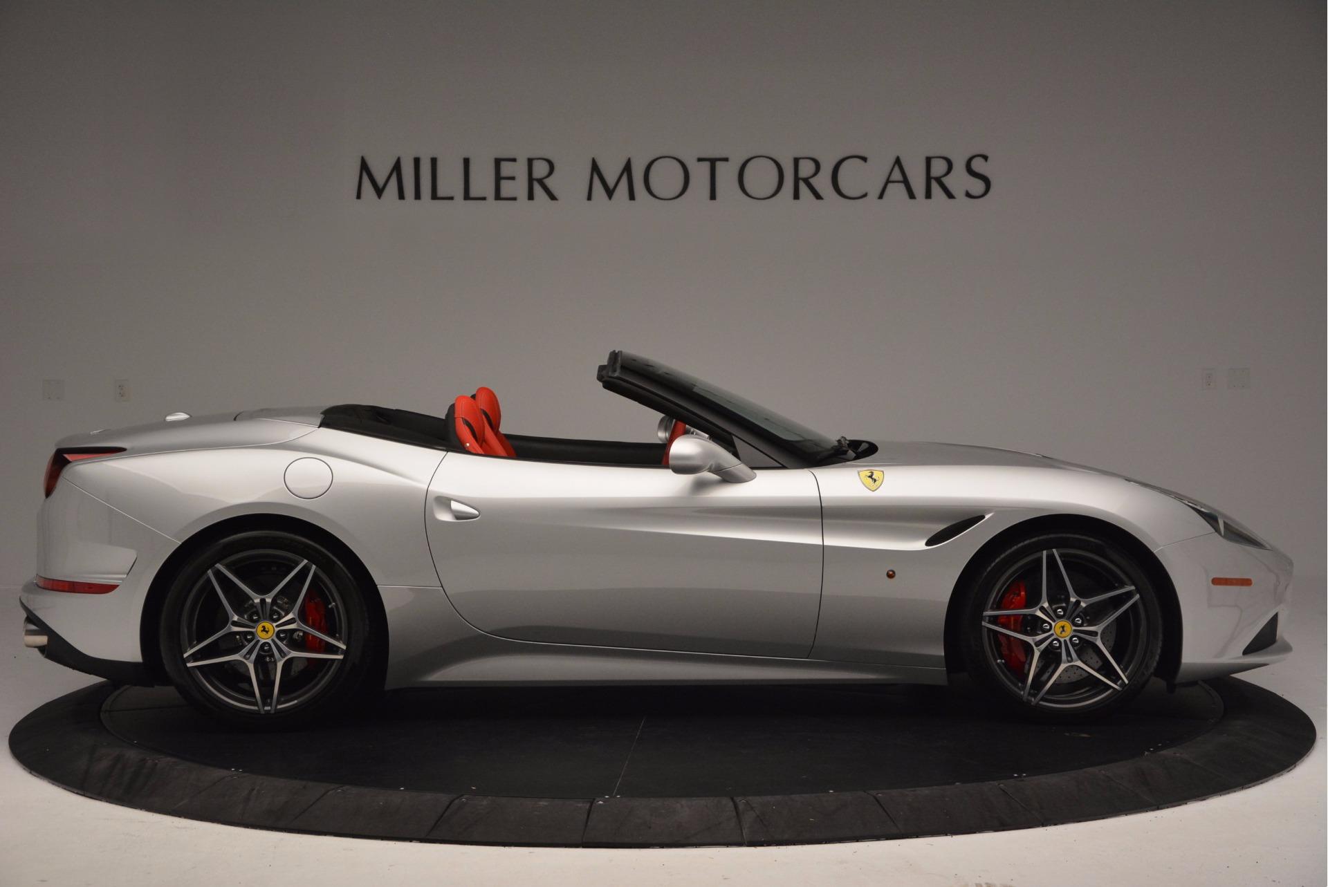 Used 2015 Ferrari California T  For Sale In Westport, CT 1808_p9