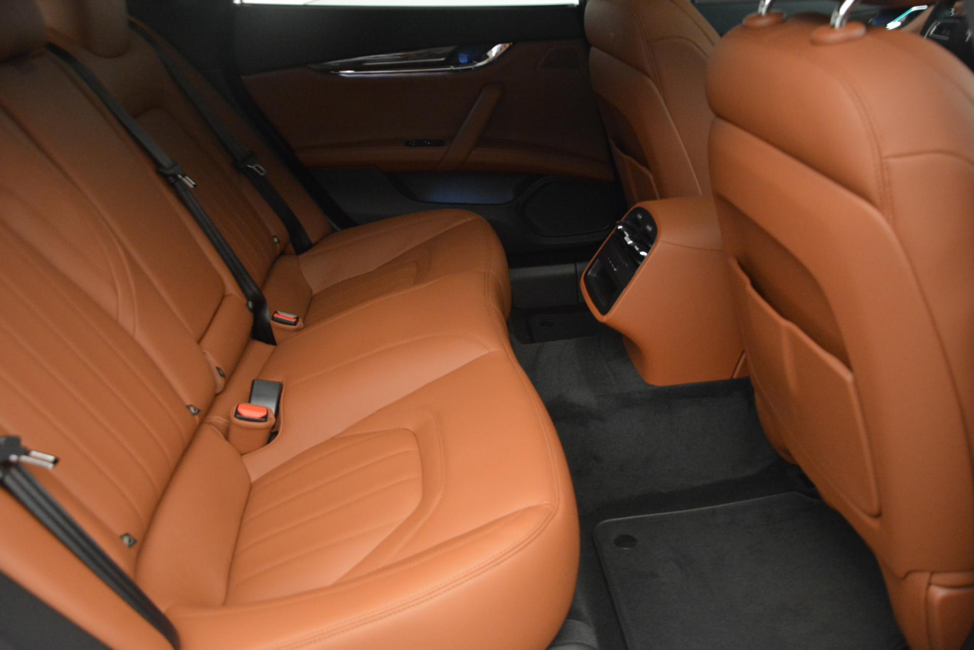 New 2016 Maserati Quattroporte S Q4 For Sale In Westport, CT 181_p22