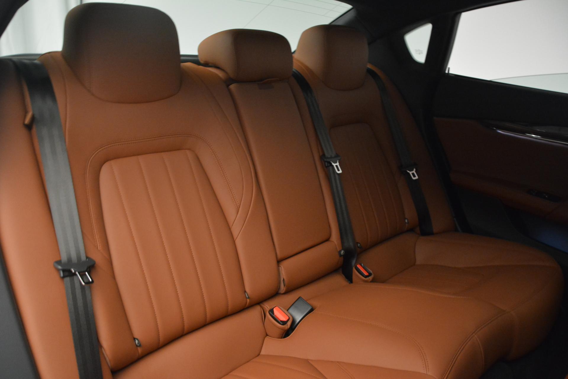 New 2016 Maserati Quattroporte S Q4 For Sale In Westport, CT 181_p23