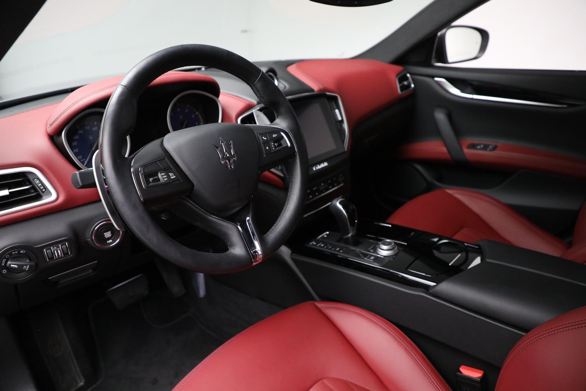 New 2018 Maserati Ghibli S Q4 GranLusso For Sale In Westport, CT 1810_p13