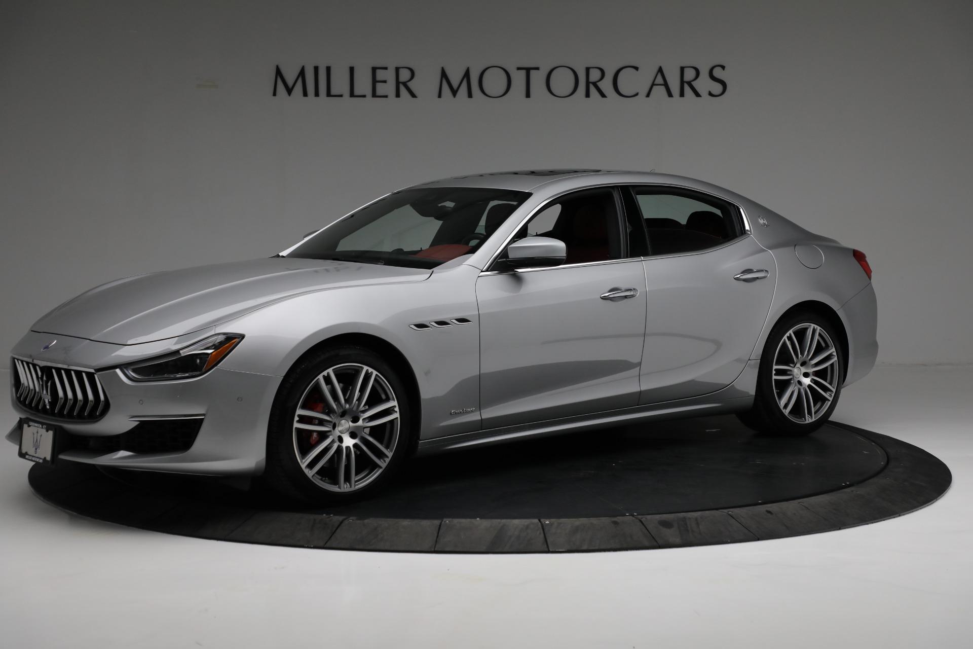 New 2018 Maserati Ghibli S Q4 GranLusso For Sale In Westport, CT 1810_p2