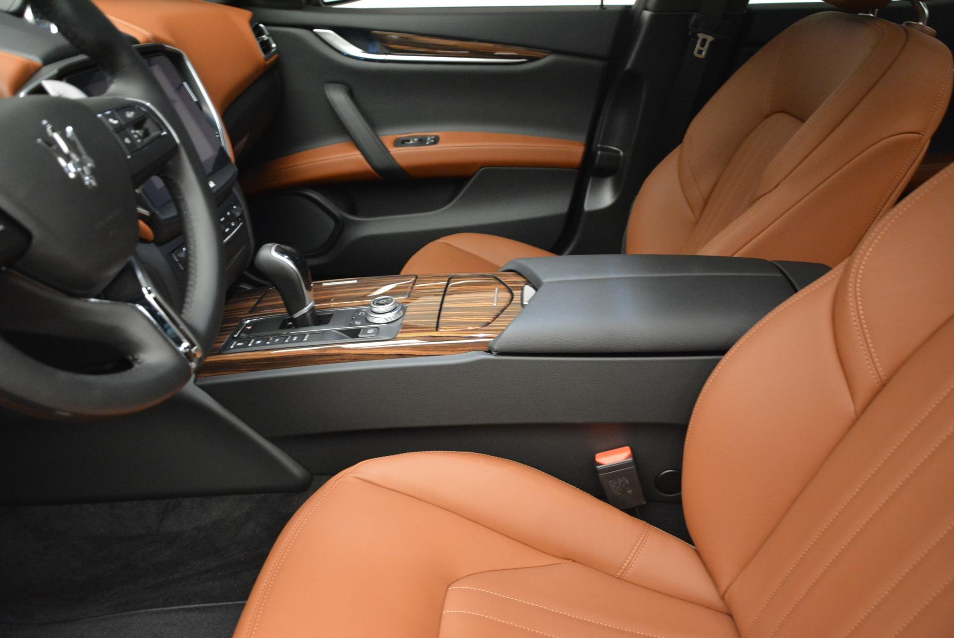 New 2018 Maserati Ghibli S Q4 For Sale In Westport, CT 1812_p14