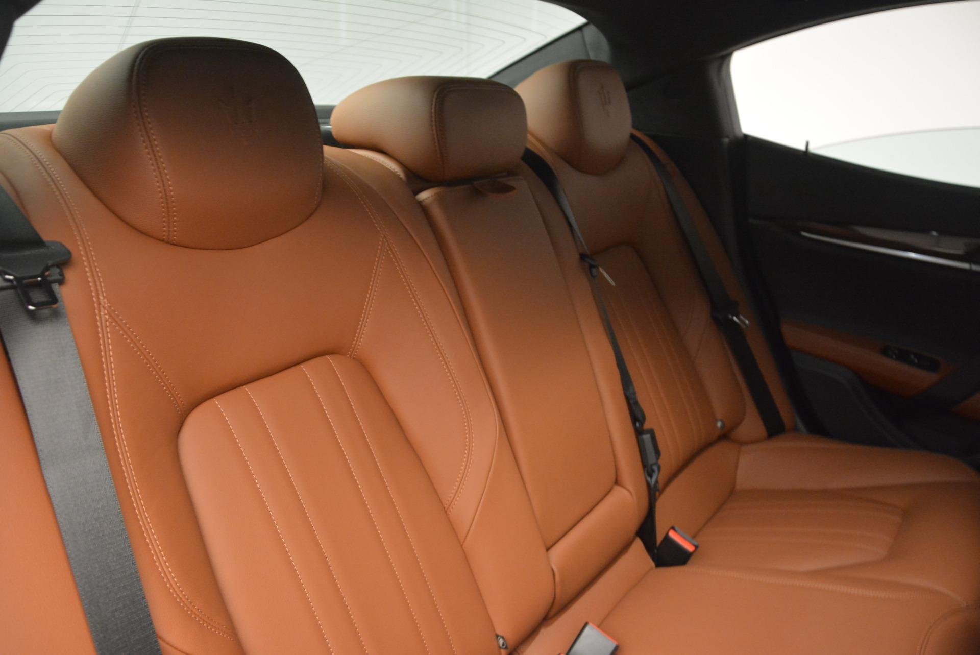 New 2018 Maserati Ghibli S Q4 For Sale In Westport, CT 1812_p24