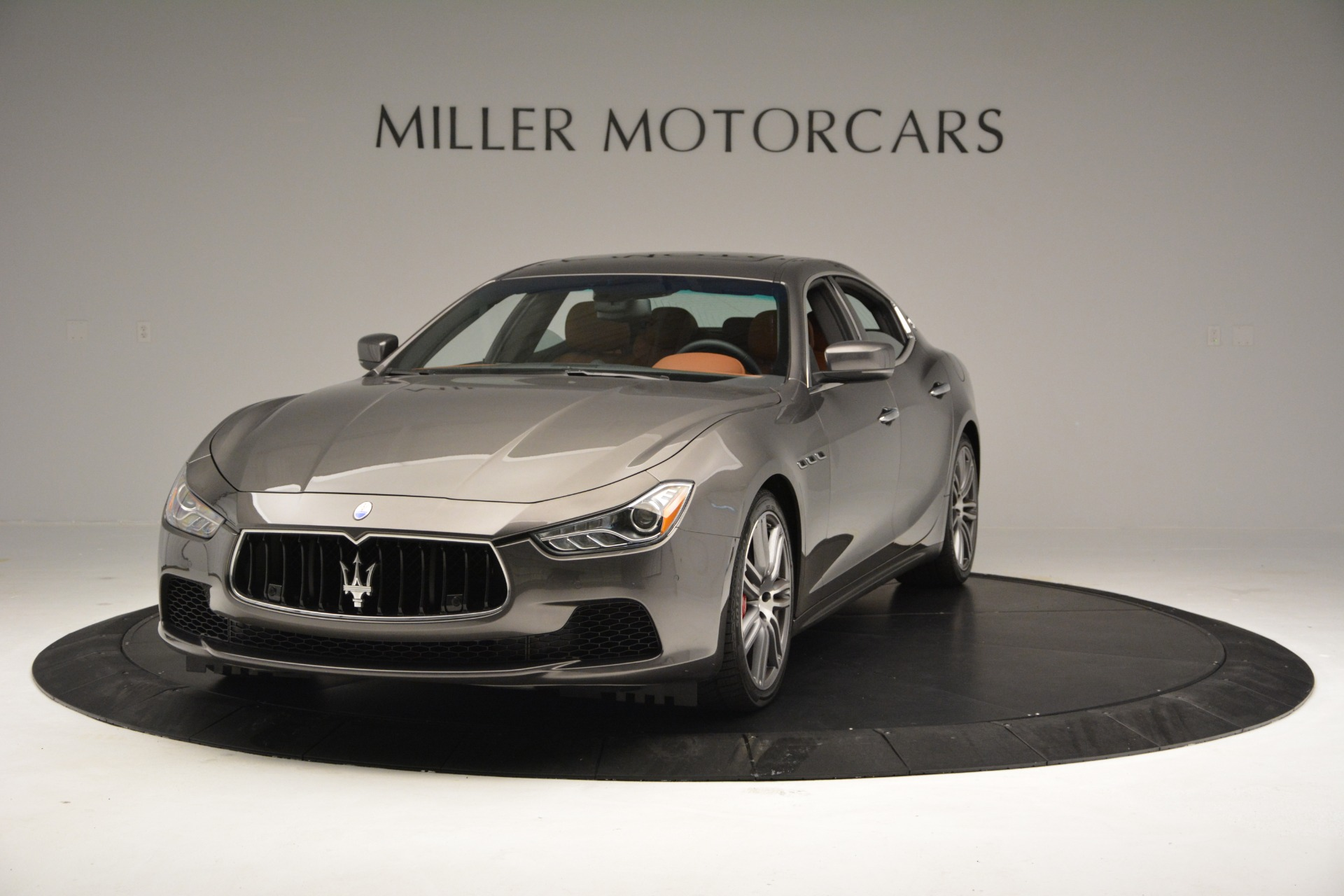 New 2018 Maserati Ghibli S Q4 For Sale In Westport, CT 1812_p2