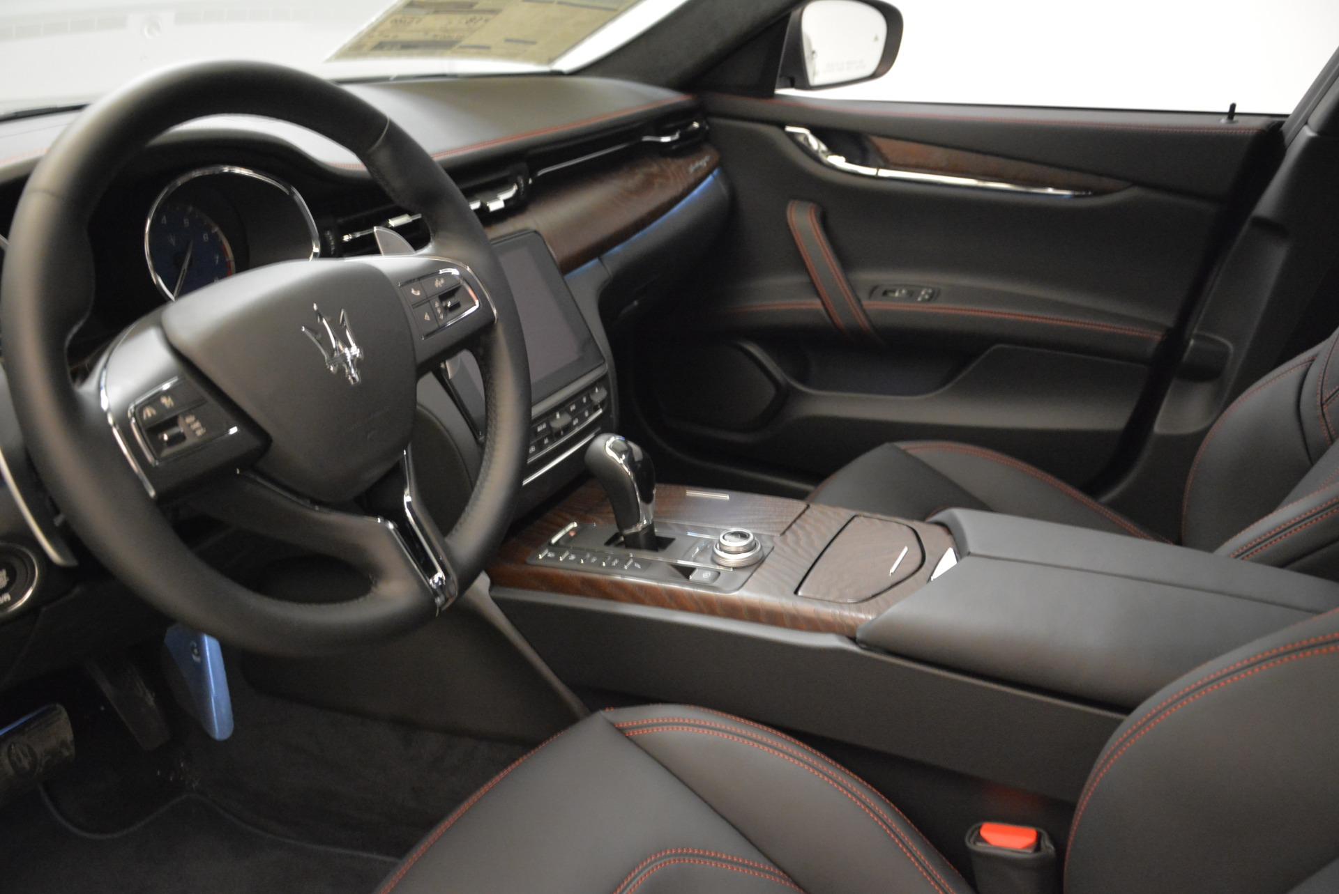 New 2018 Maserati Quattroporte S Q4 GranLusso For Sale In Westport, CT 1815_p15
