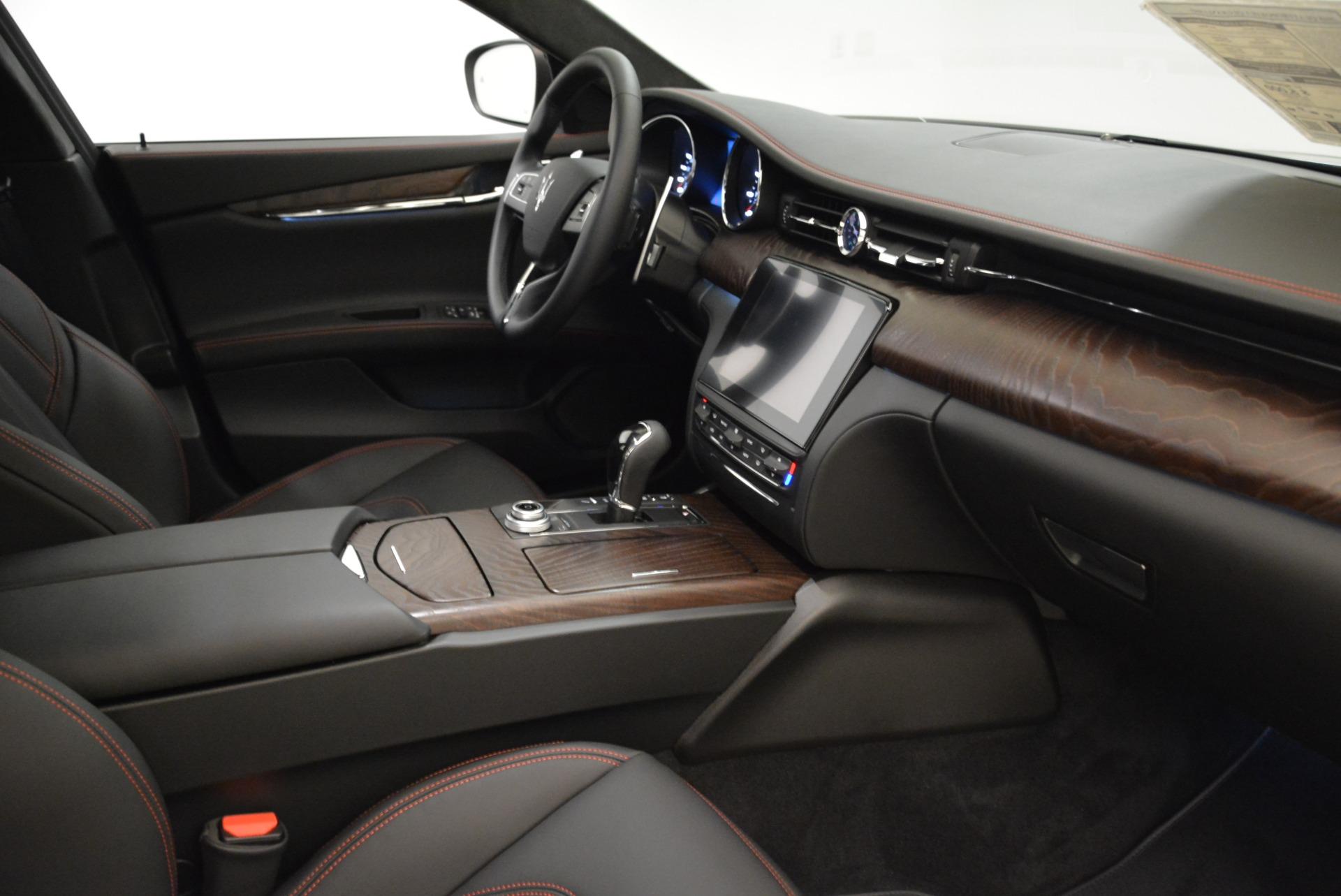 New 2018 Maserati Quattroporte S Q4 GranLusso For Sale In Westport, CT 1815_p20