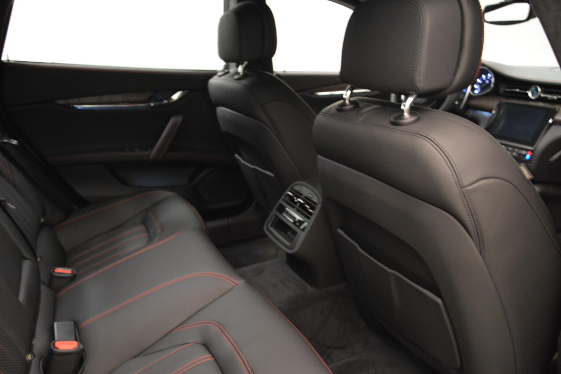New 2018 Maserati Quattroporte S Q4 GranLusso For Sale In Westport, CT 1815_p23