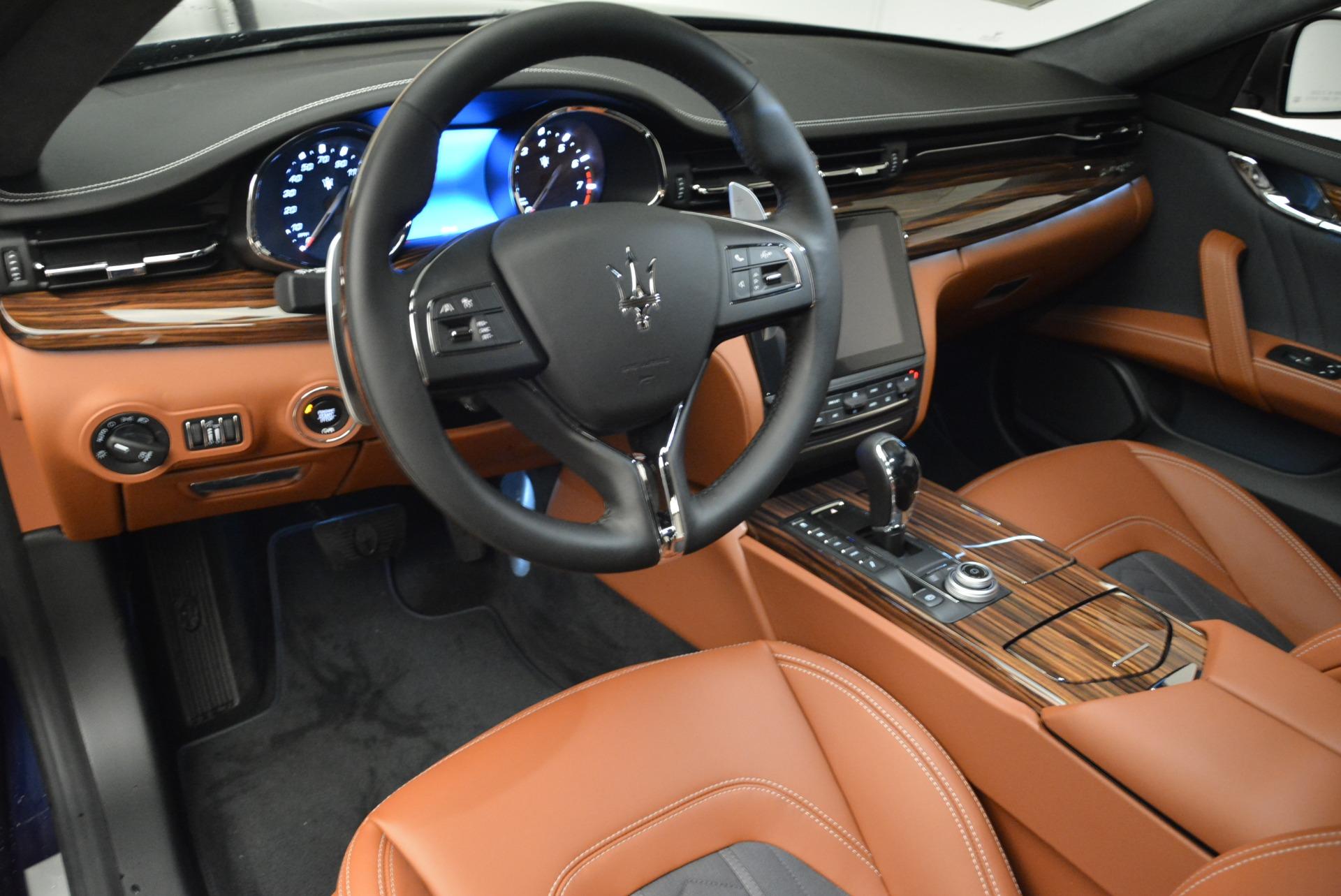 New 2018 Maserati Quattroporte S Q4 GranLusso For Sale In Westport, CT 1816_p13