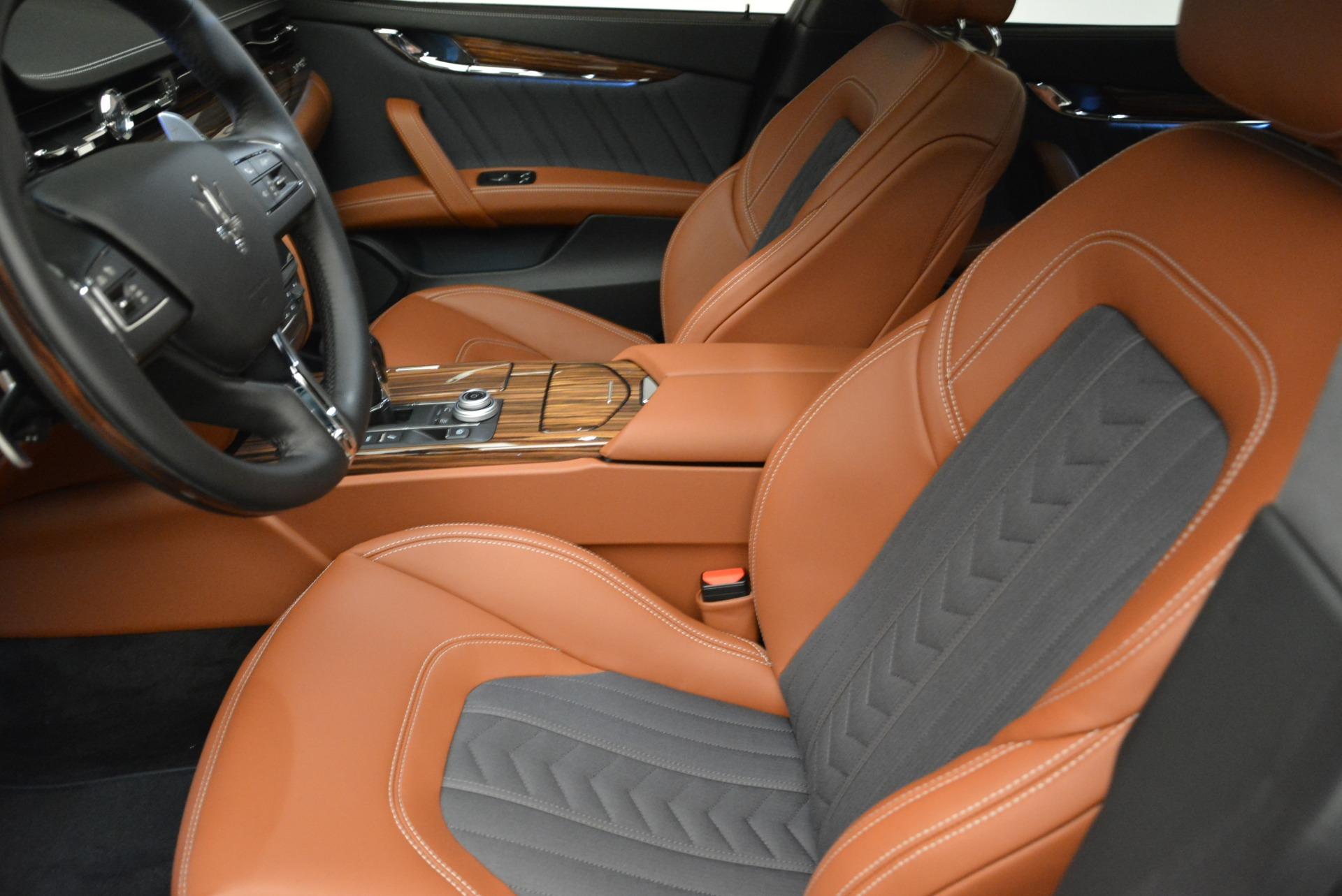 New 2018 Maserati Quattroporte S Q4 GranLusso For Sale In Westport, CT 1816_p14