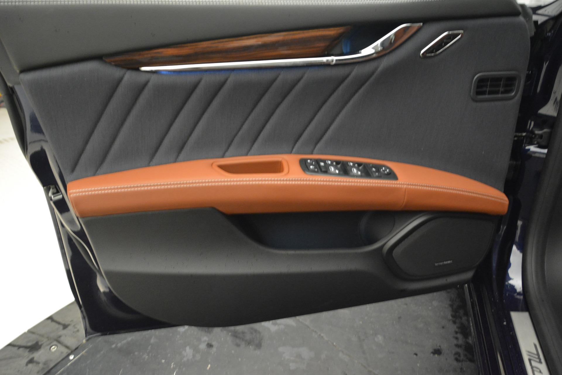 New 2018 Maserati Quattroporte S Q4 GranLusso For Sale In Westport, CT 1816_p16