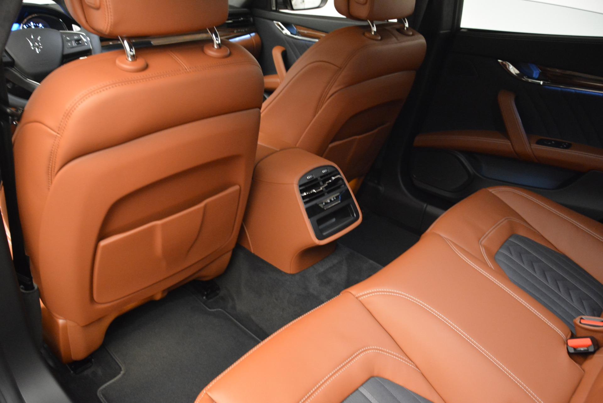 New 2018 Maserati Quattroporte S Q4 GranLusso For Sale In Westport, CT 1816_p17