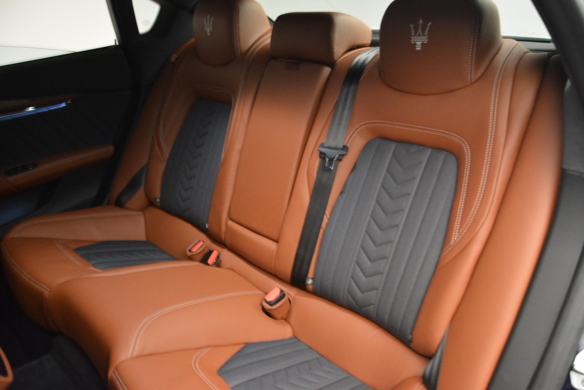 New 2018 Maserati Quattroporte S Q4 GranLusso For Sale In Westport, CT 1816_p19