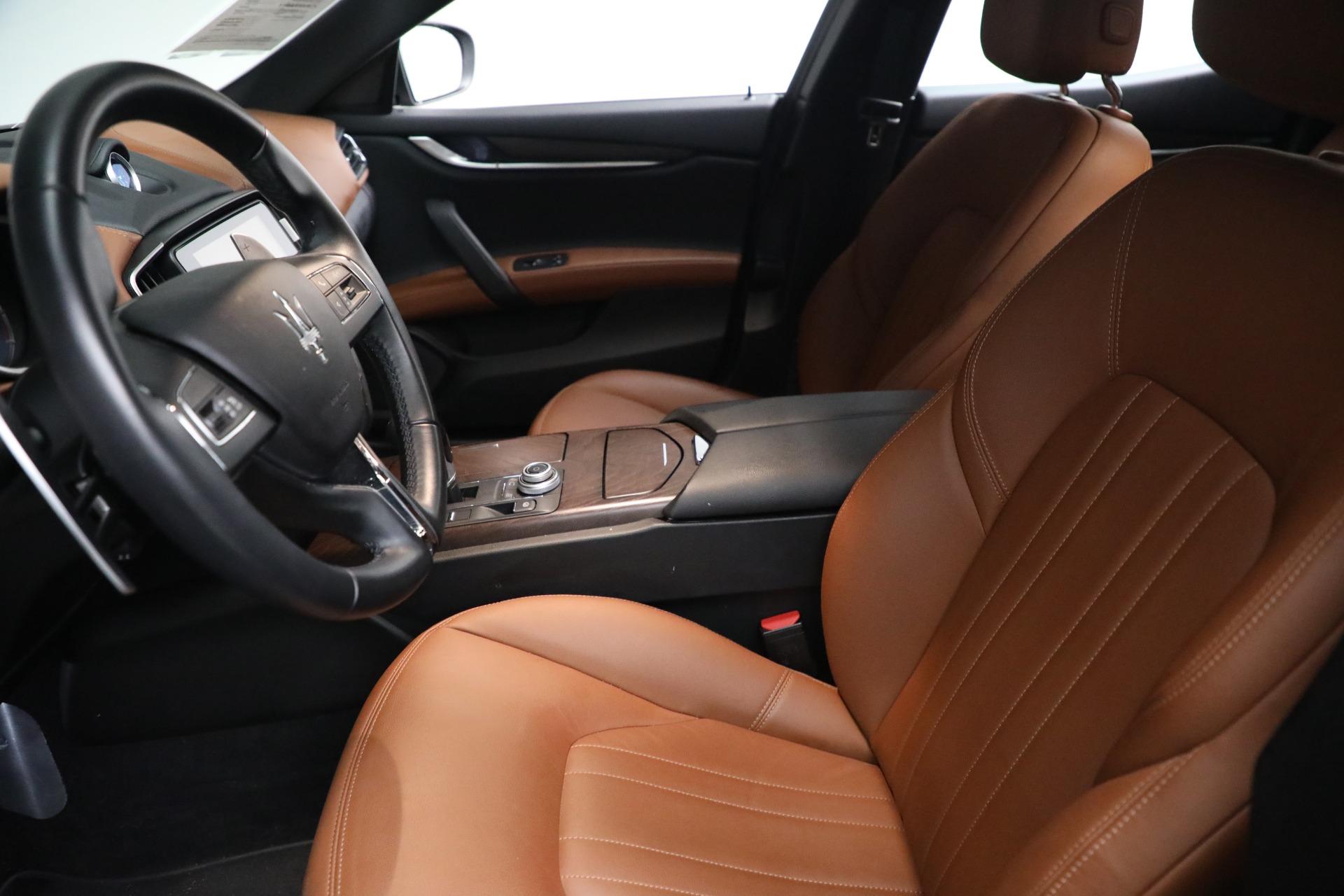 New 2018 Maserati Ghibli S Q4 For Sale In Westport, CT 1819_p10