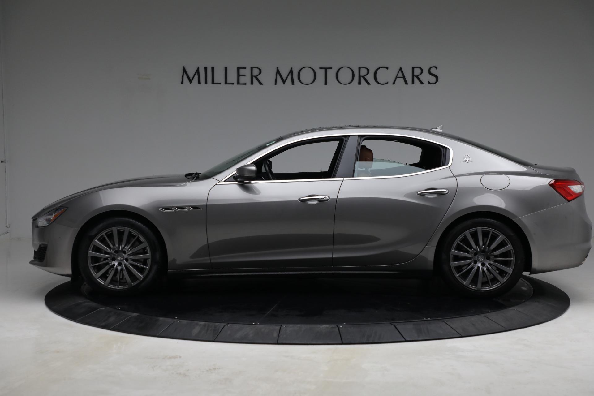 New 2018 Maserati Ghibli S Q4 For Sale In Westport, CT 1819_p3
