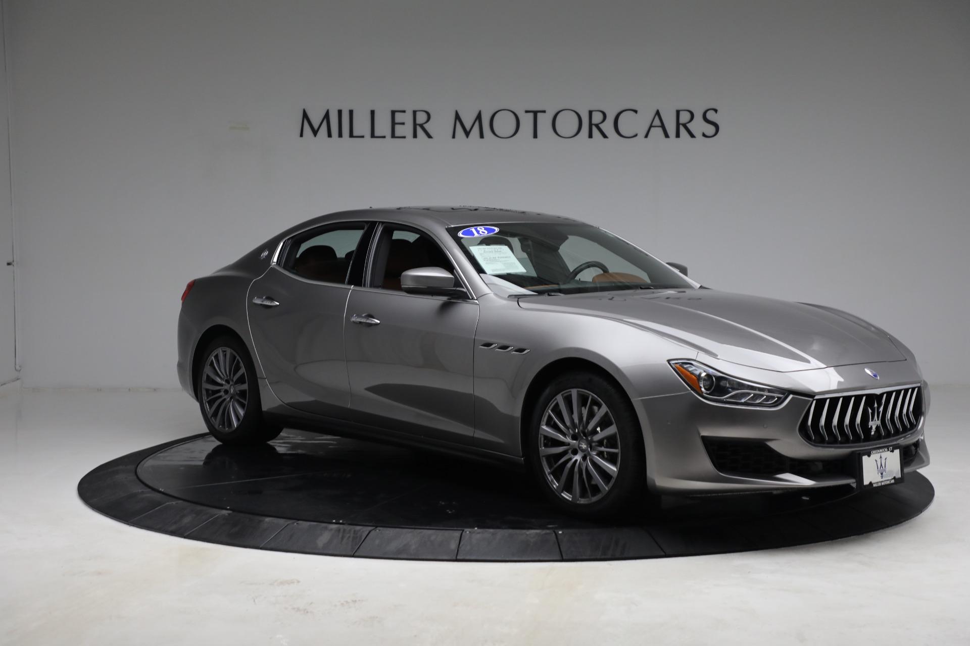 New 2018 Maserati Ghibli S Q4 For Sale In Westport, CT 1819_p7