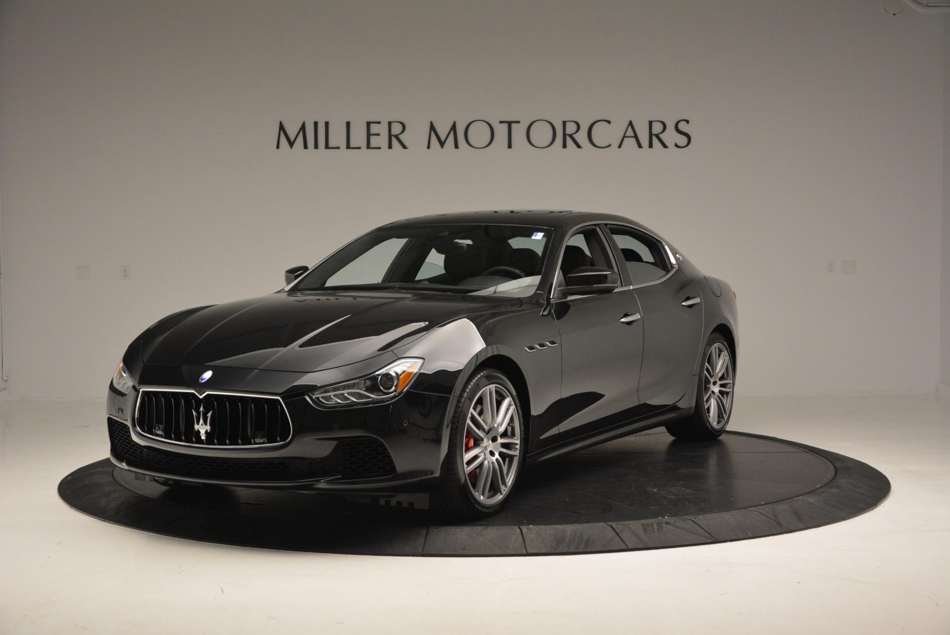 New 2018 Maserati Ghibli S Q4 For Sale In Westport, CT 1820_main
