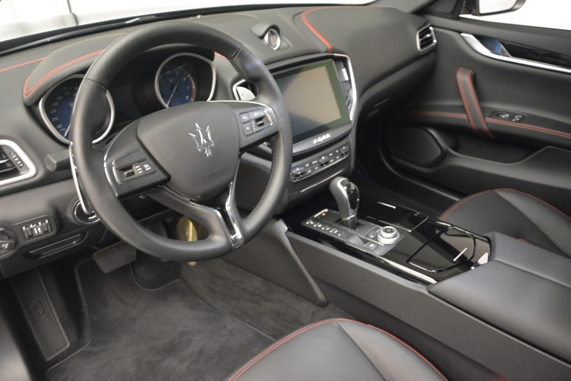 New 2018 Maserati Ghibli S Q4 For Sale In Westport, CT 1820_p13