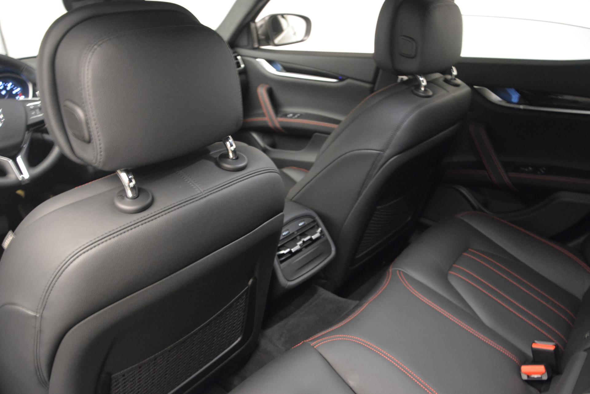 New 2018 Maserati Ghibli S Q4 For Sale In Westport, CT 1820_p19