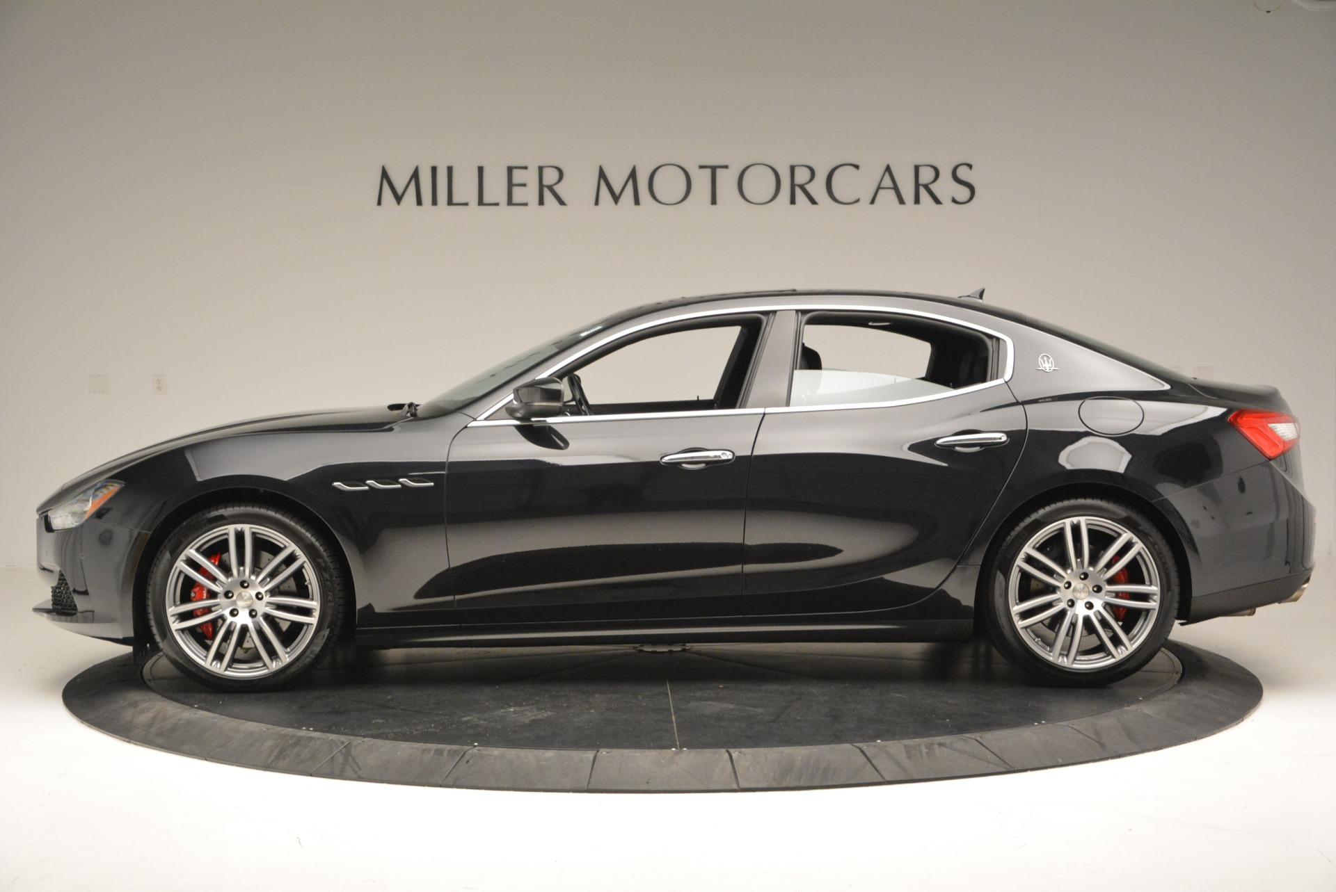 New 2018 Maserati Ghibli S Q4 For Sale In Westport, CT 1820_p3