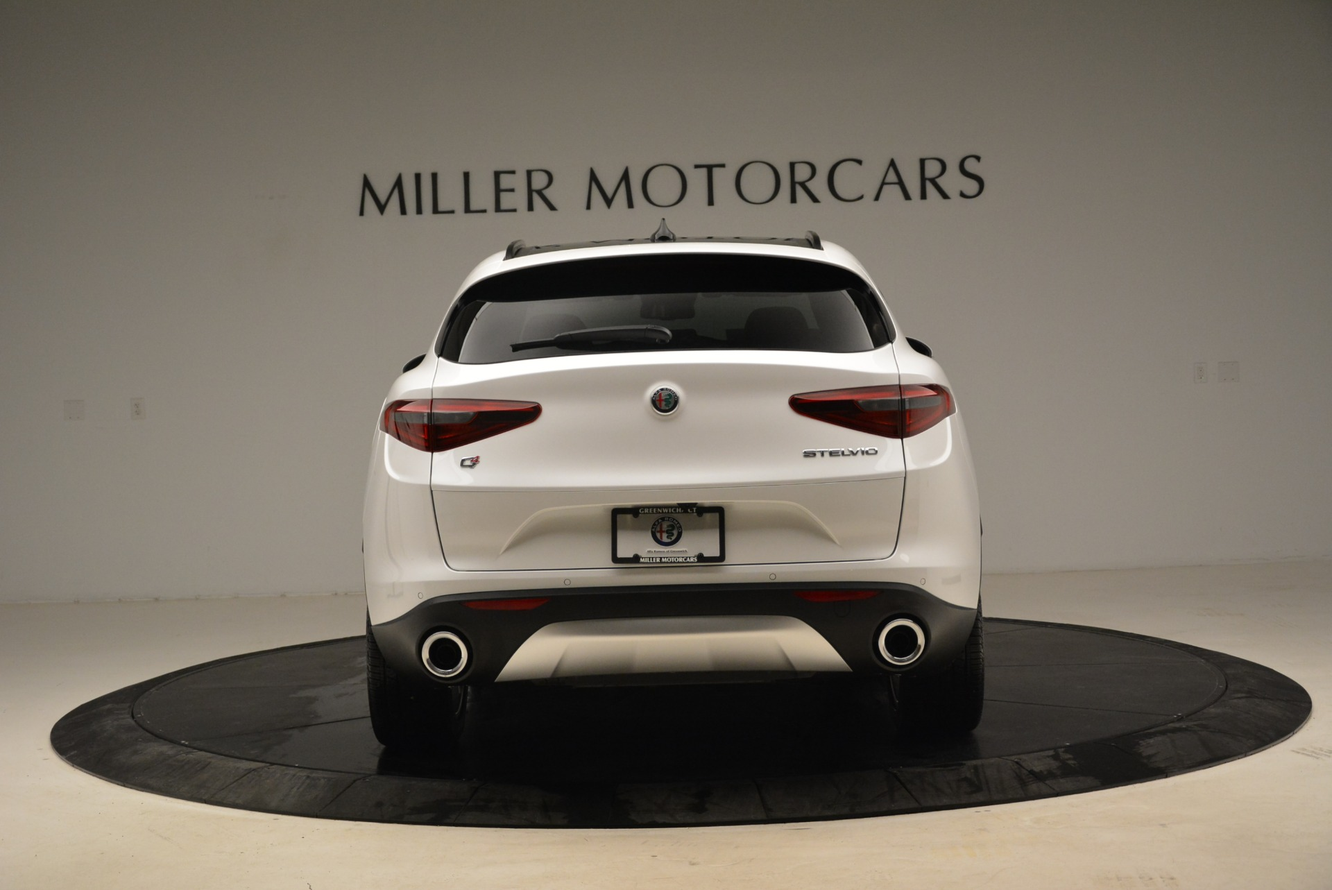 New 2018 Alfa Romeo Stelvio Ti Sport Q4 For Sale In Westport, CT 1821_p4