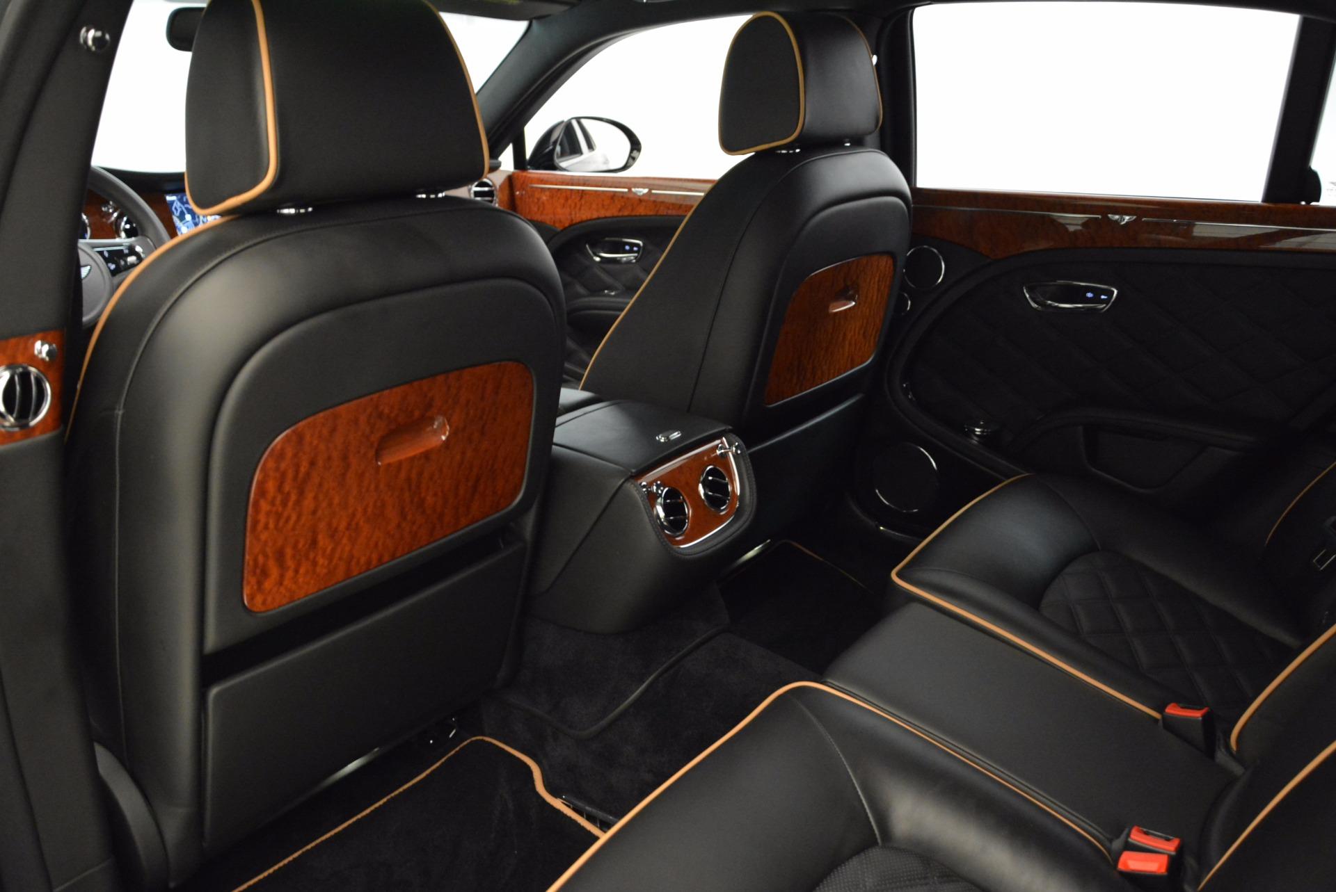 Used 2016 Bentley Mulsanne  For Sale In Westport, CT 1826_p32