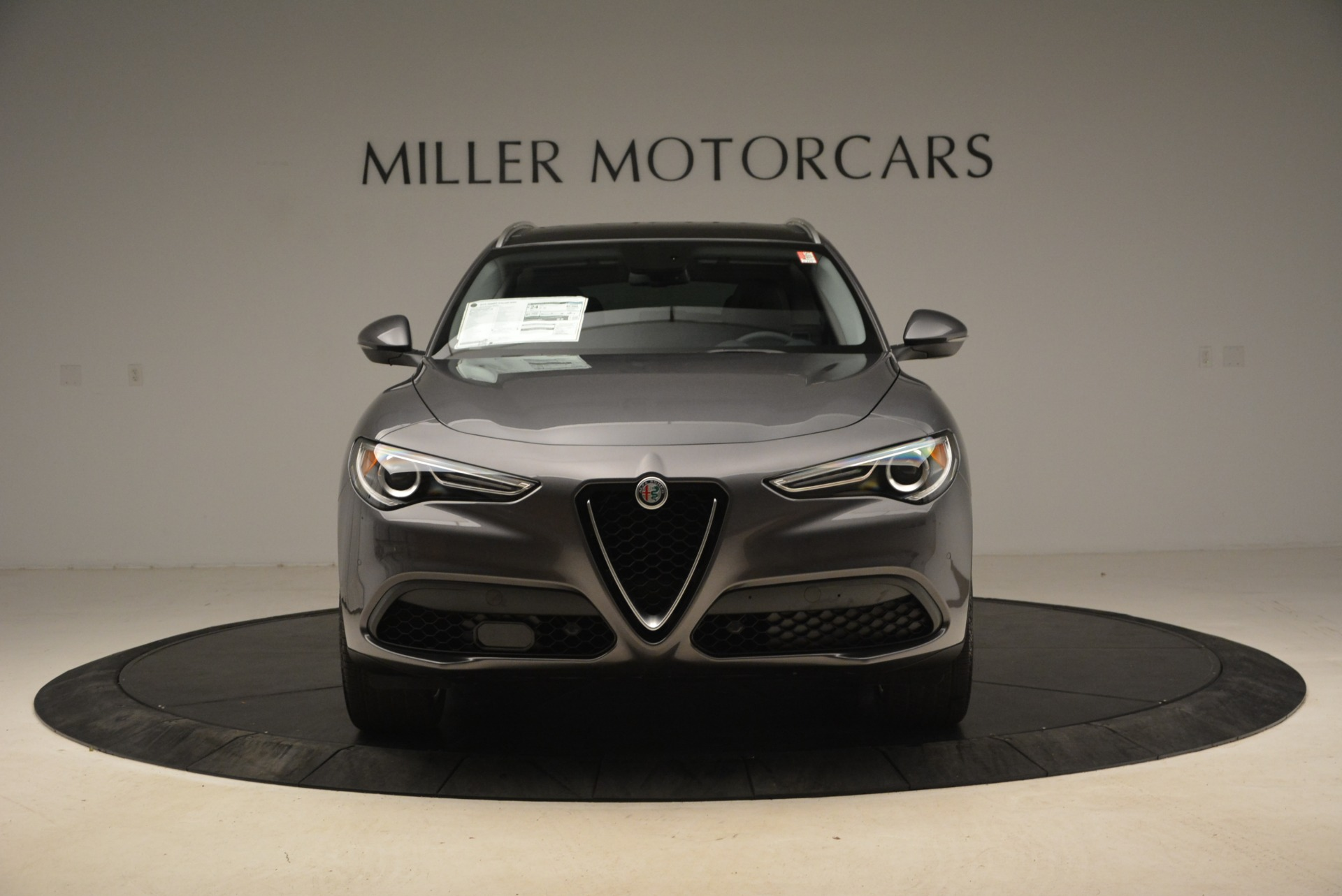 New 2018 Alfa Romeo Stelvio Ti Q4 For Sale In Westport, CT 1829_p12