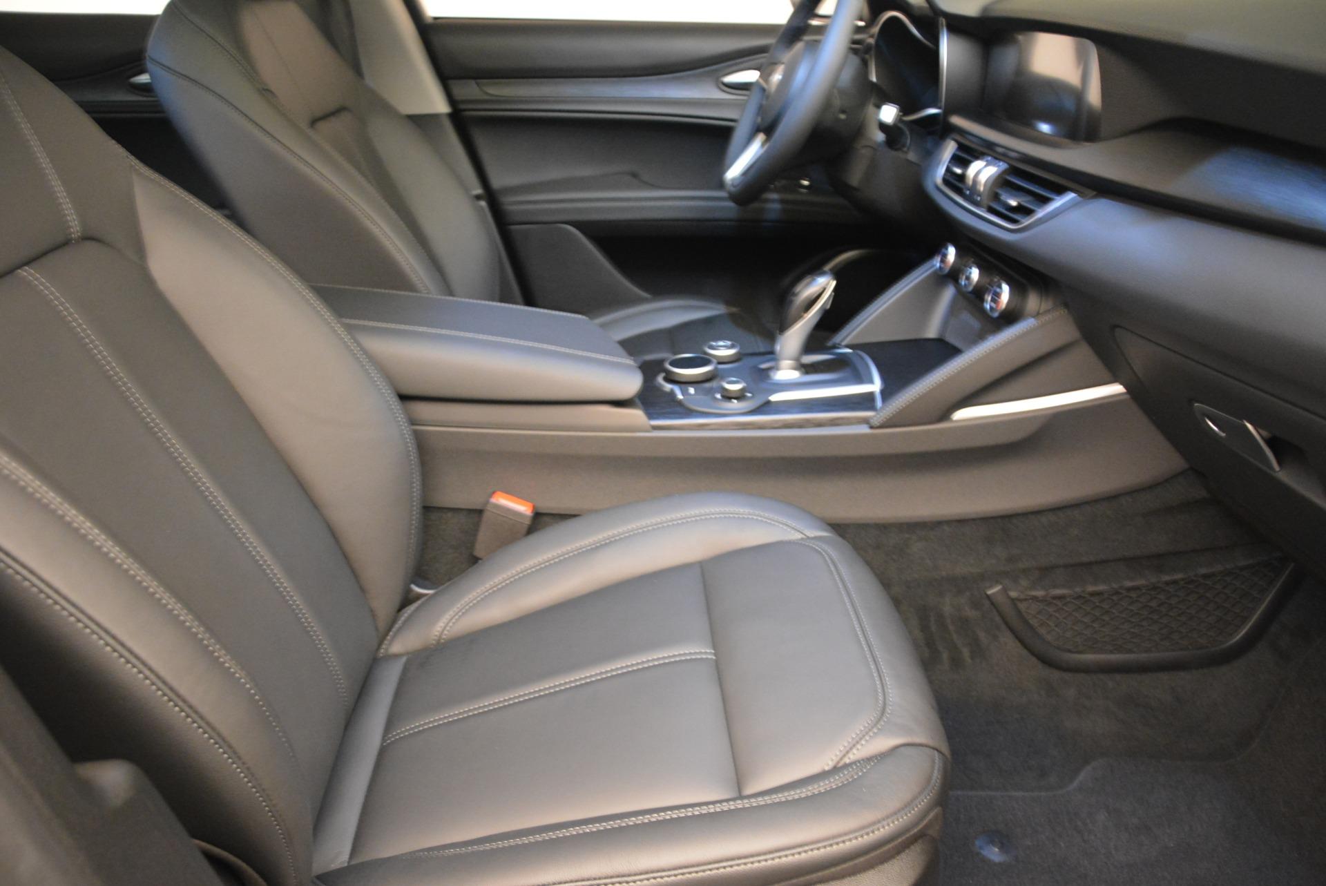 New 2018 Alfa Romeo Stelvio Ti Q4 For Sale In Westport, CT 1829_p20