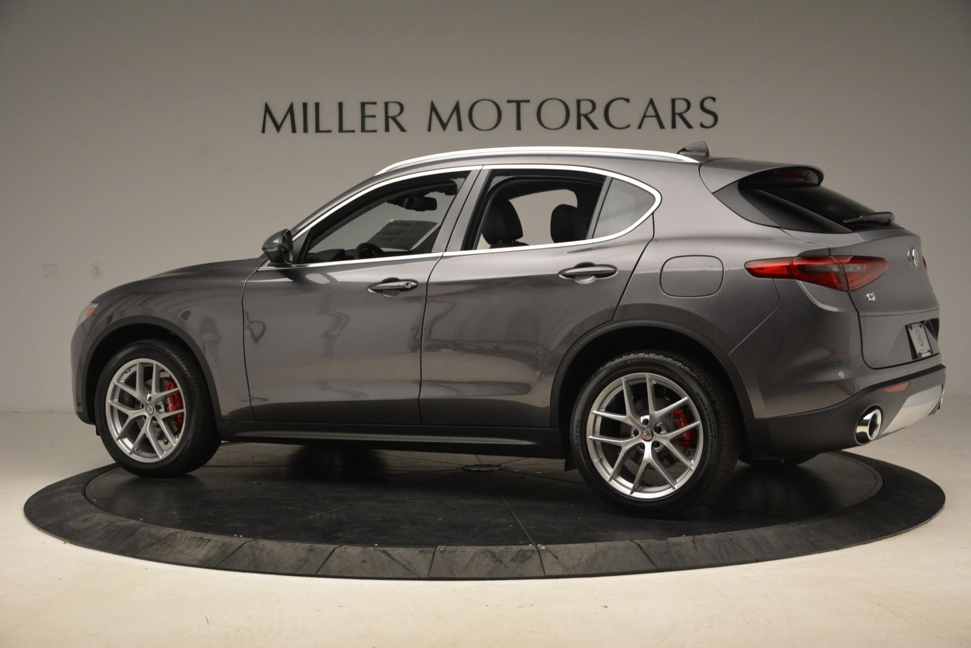 New 2018 Alfa Romeo Stelvio Ti Q4 For Sale In Westport, CT 1829_p4