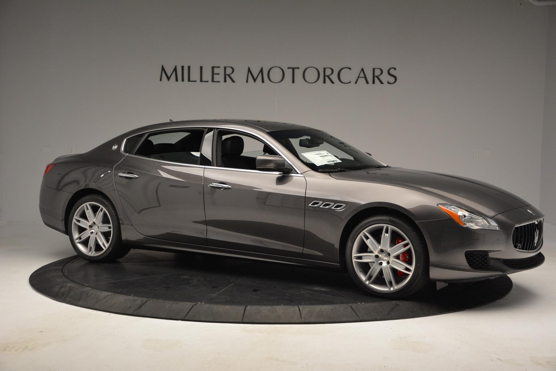 New 2016 Maserati Quattroporte S Q4 For Sale In Westport, CT 183_p11