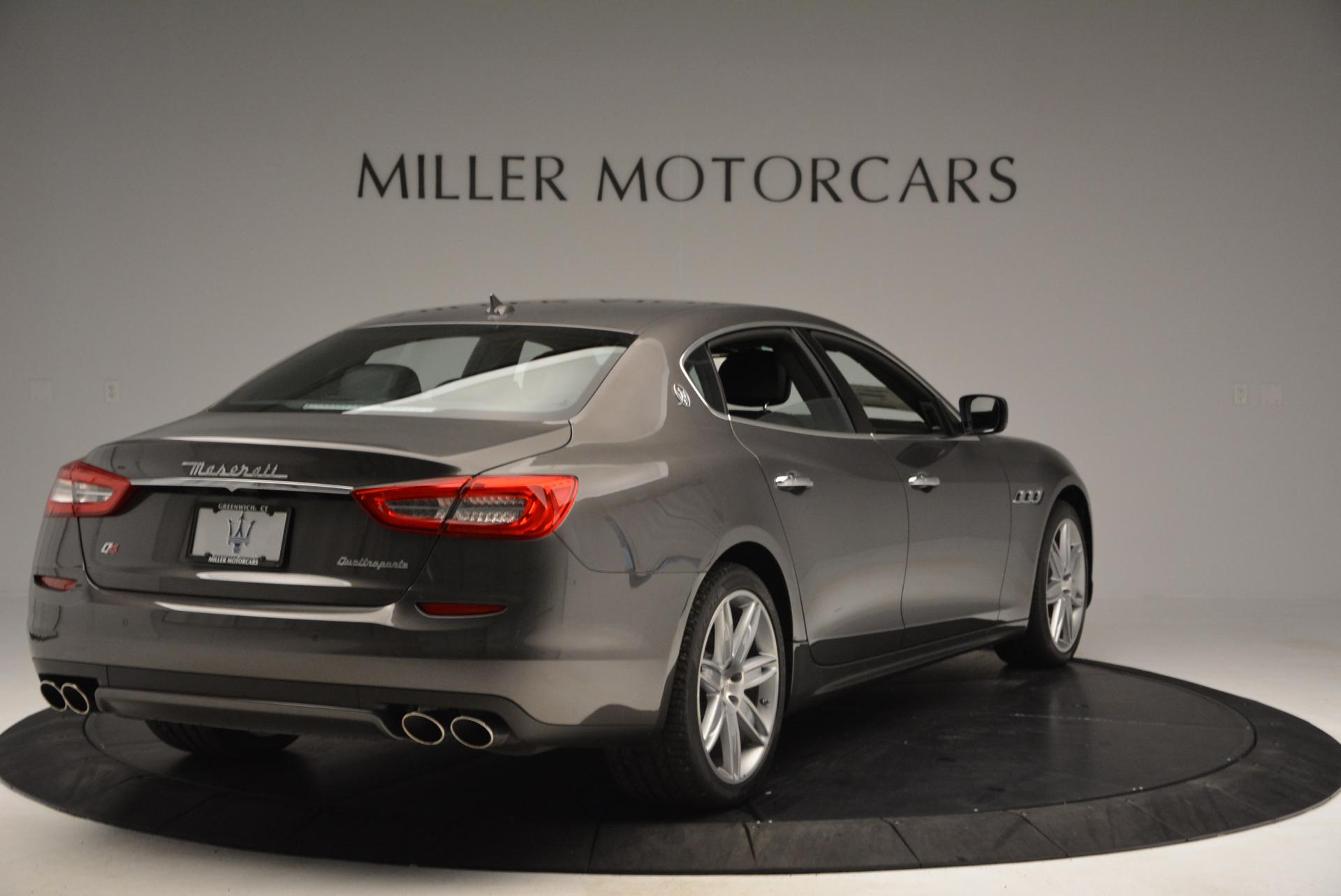 New 2016 Maserati Quattroporte S Q4 For Sale In Westport, CT 183_p8