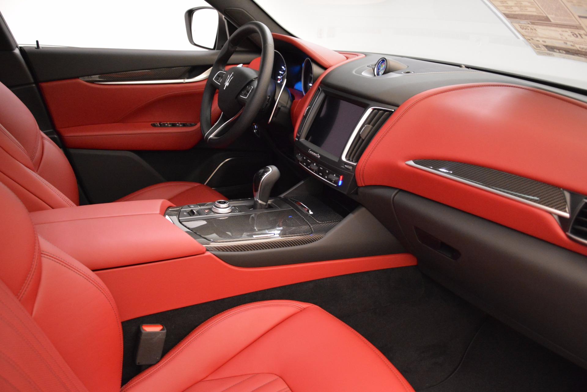 New 2017 Maserati Levante S Q4 For Sale In Westport, CT 1832_p21