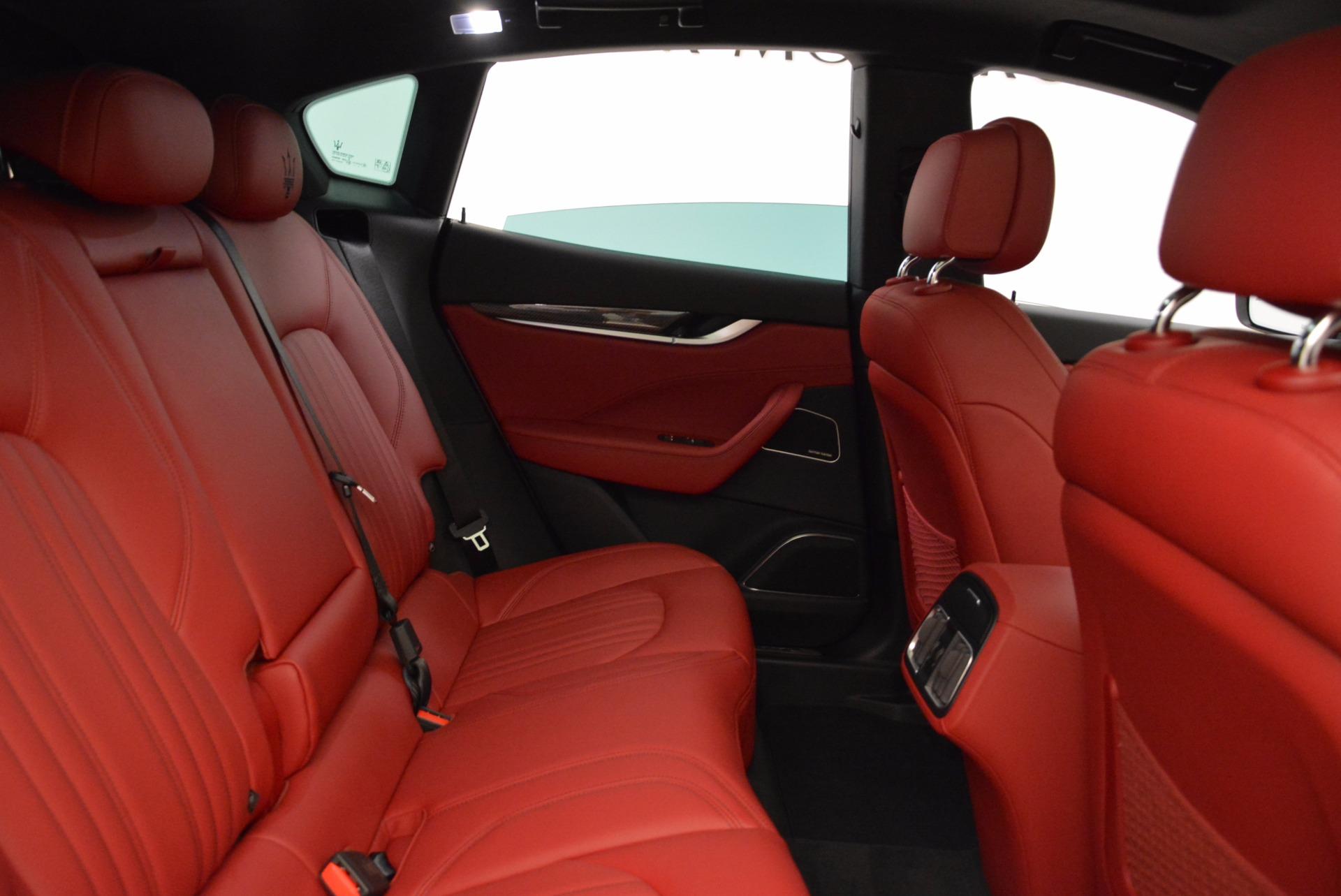 New 2017 Maserati Levante S Q4 For Sale In Westport, CT 1832_p24