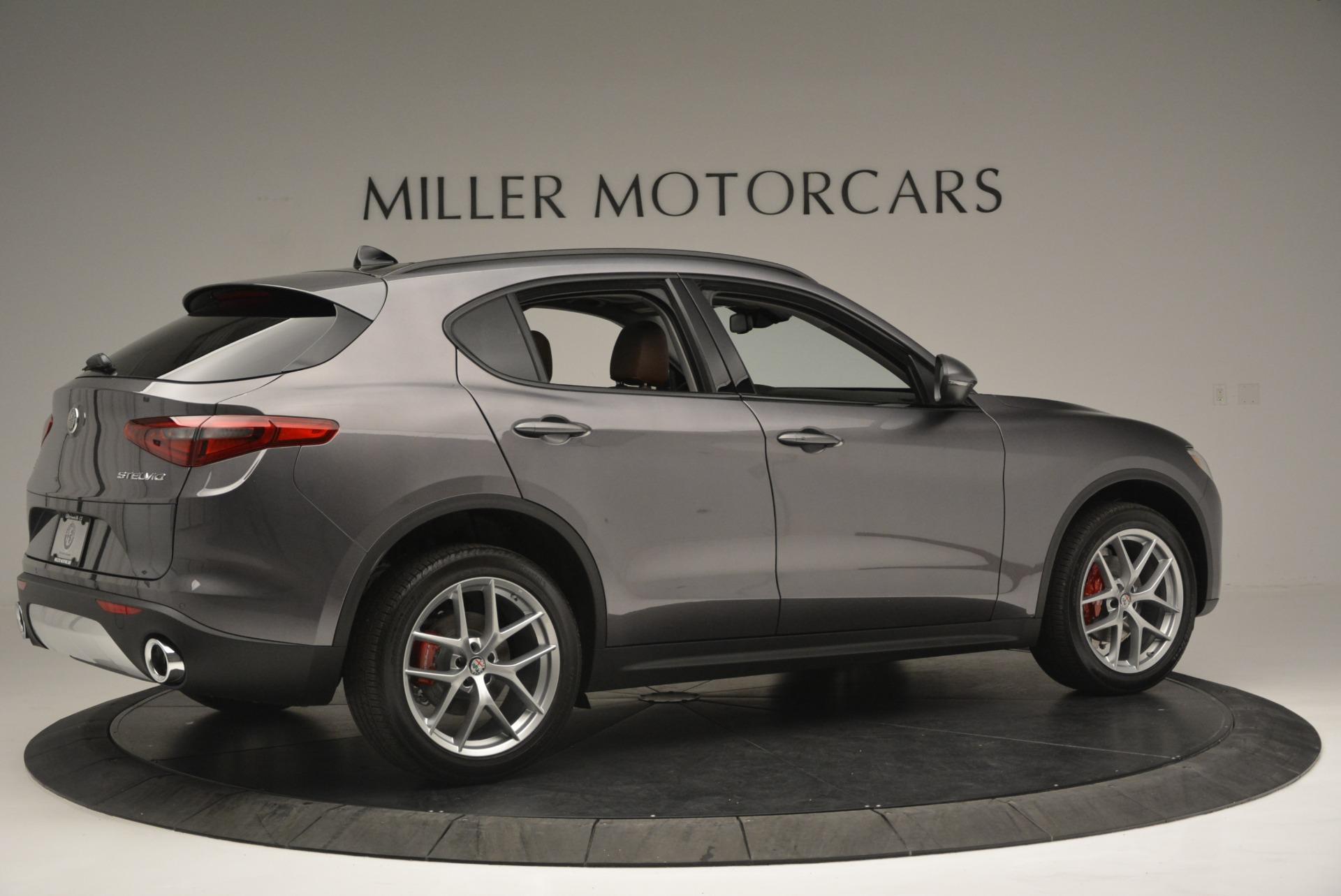 New 2018 Alfa Romeo Stelvio Sport Q4 For Sale In Westport, CT 1837_p8