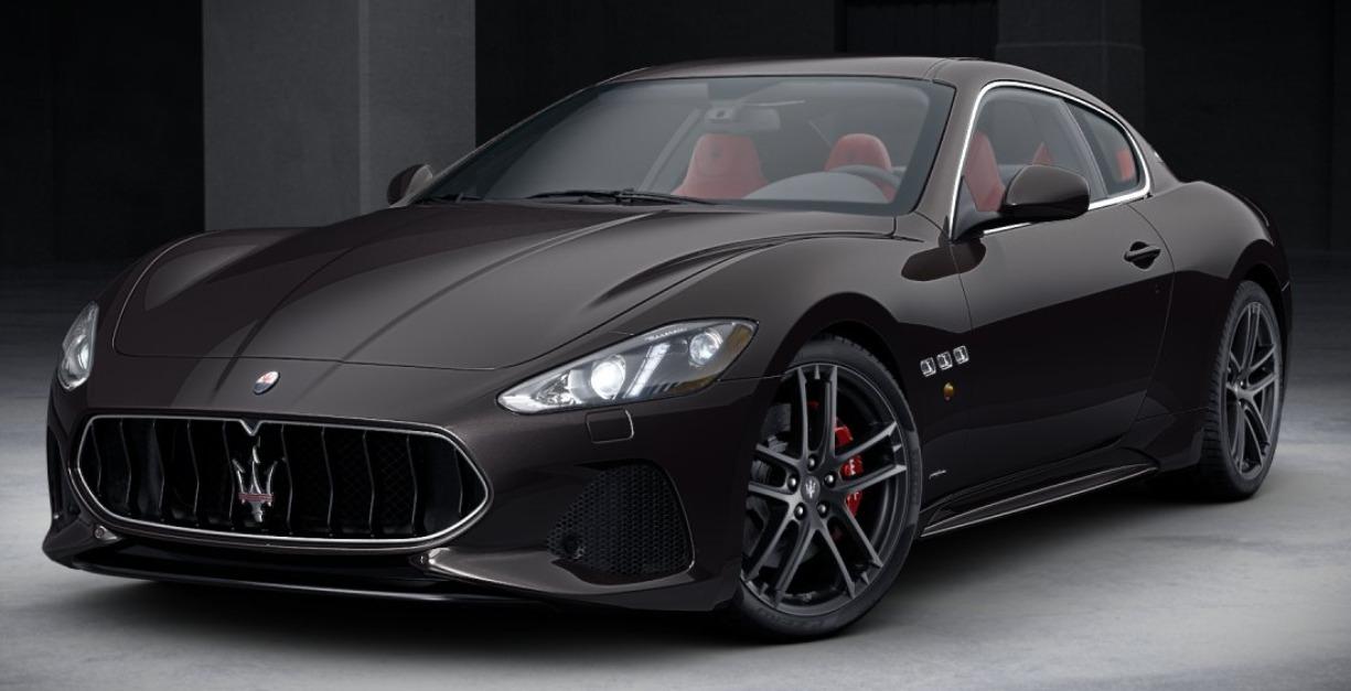 New 2018 Maserati GranTurismo Sport Coupe For Sale In Westport, CT 1840_main