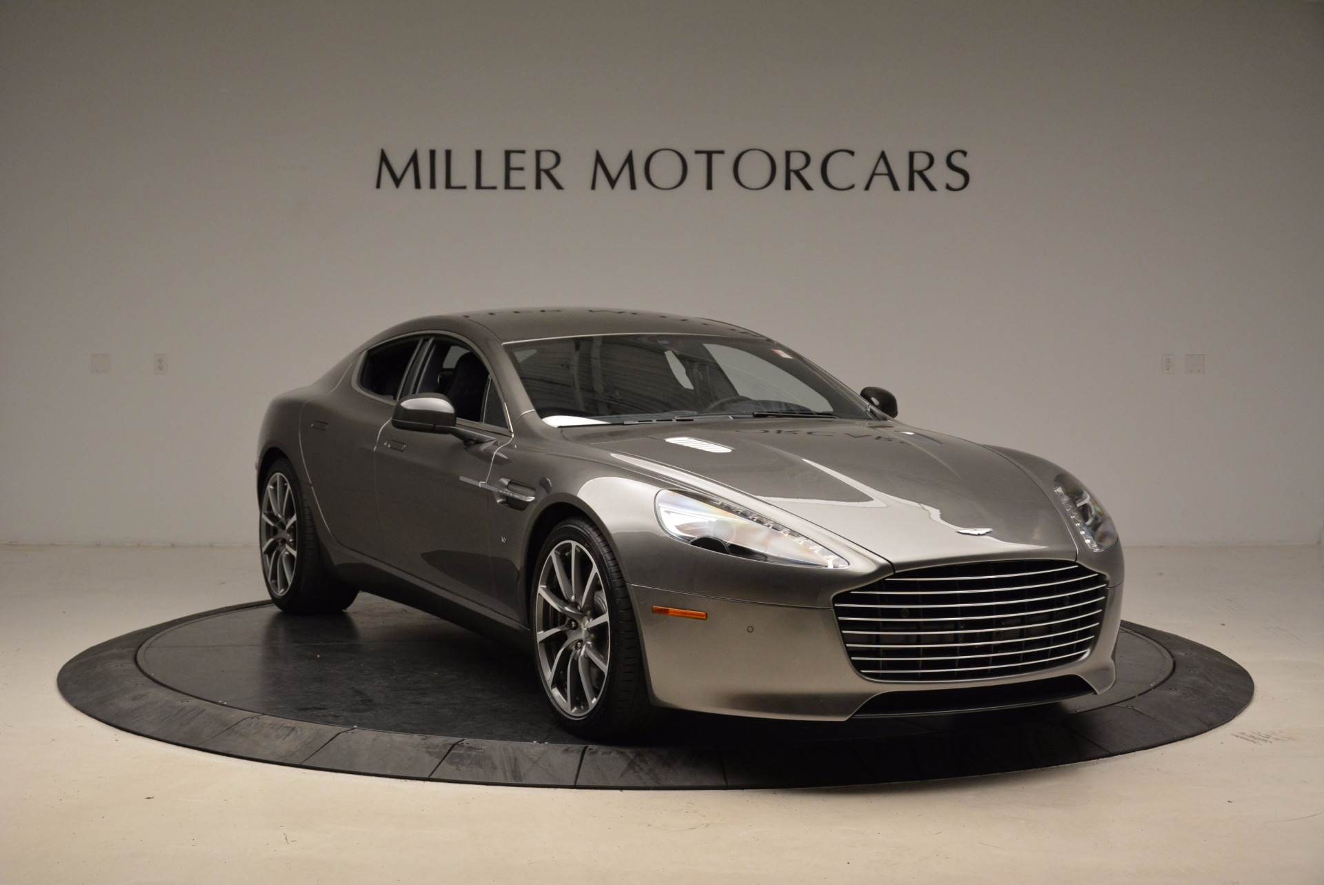 Used 2017 Aston Martin Rapide S Sedan For Sale In Westport, CT 1843_p11