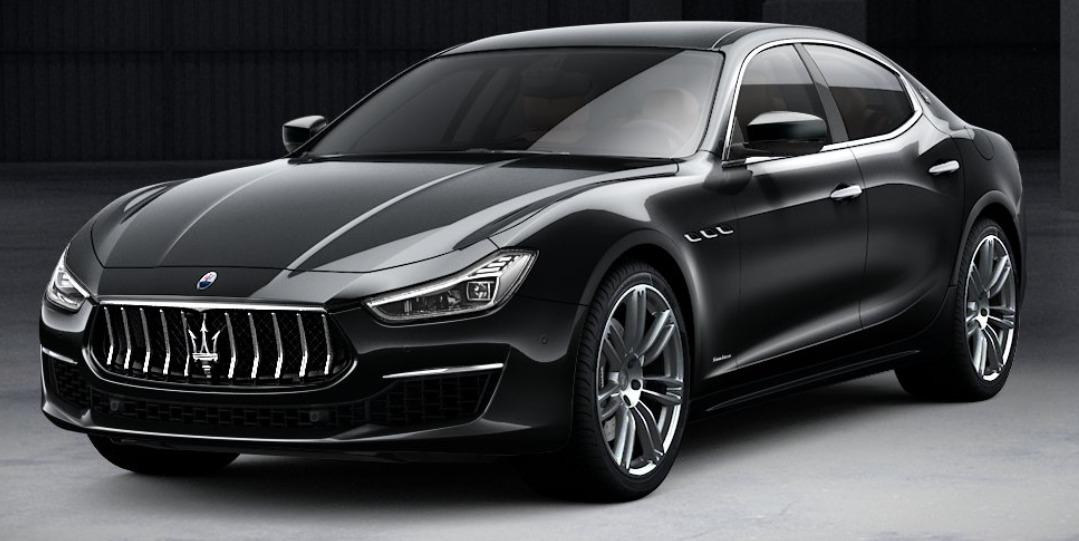 New 2018 Maserati Ghibli S Q4 GranLusso For Sale In Westport, CT 1844_main
