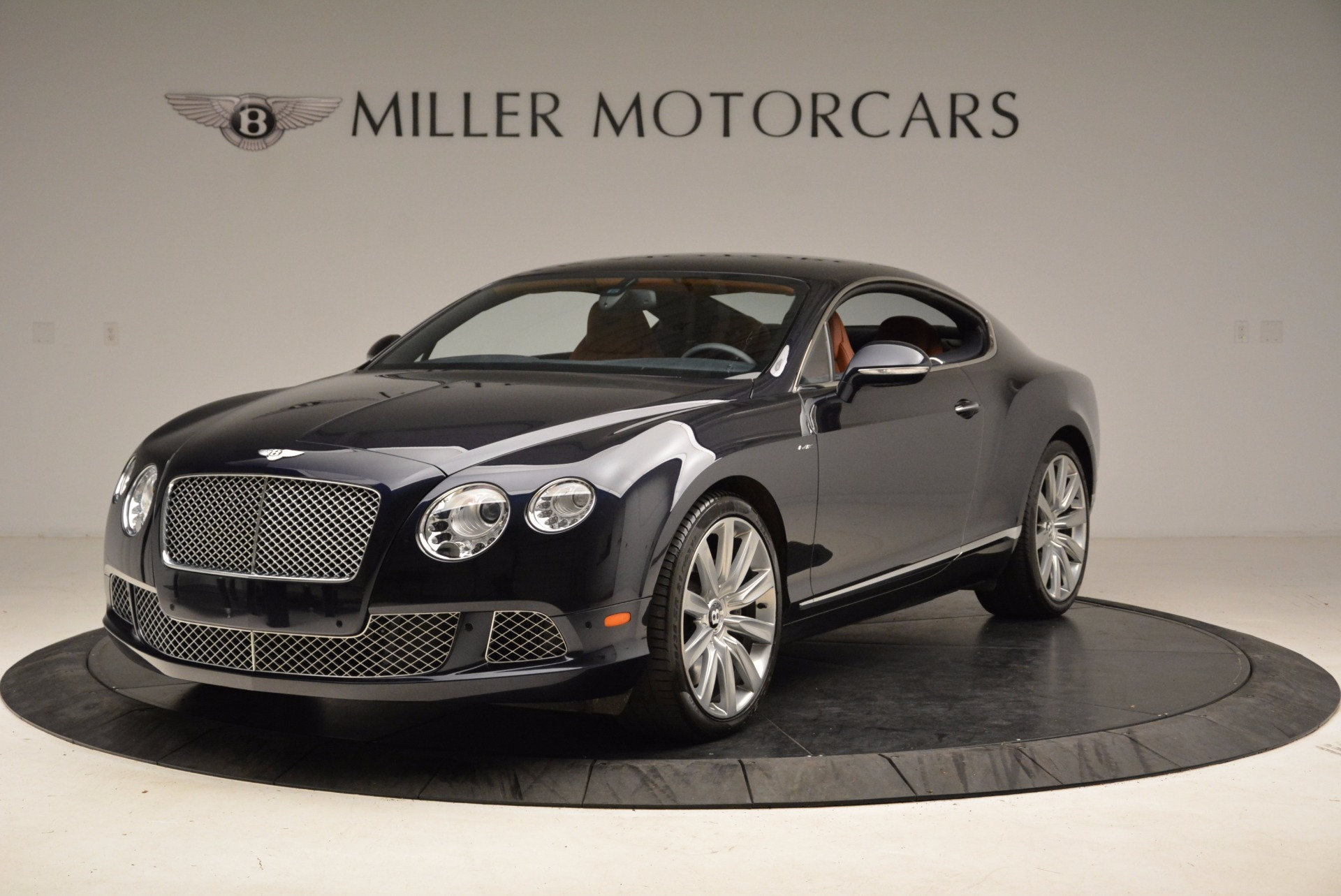 Used 2014 Bentley Continental GT W12 For Sale In Westport, CT 1845_main