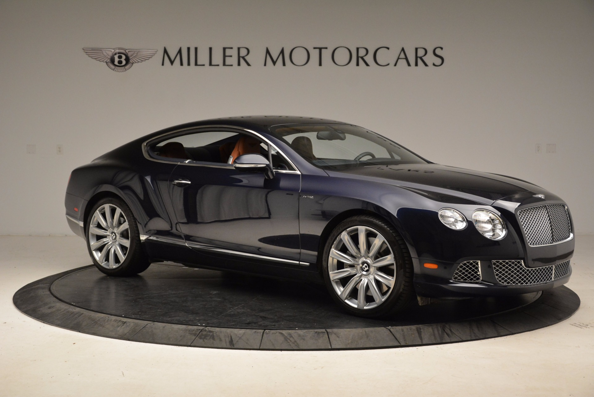 Used 2014 Bentley Continental GT W12 For Sale In Westport, CT 1845_p10