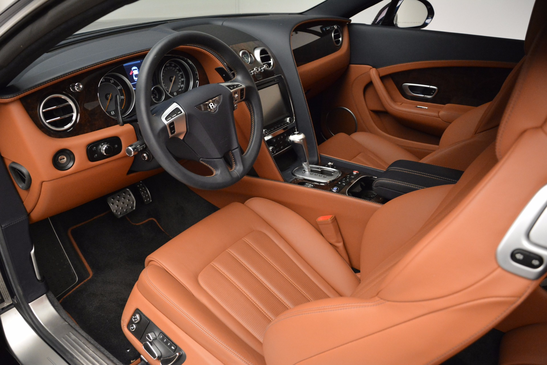Used 2014 Bentley Continental GT W12 For Sale In Westport, CT 1845_p22