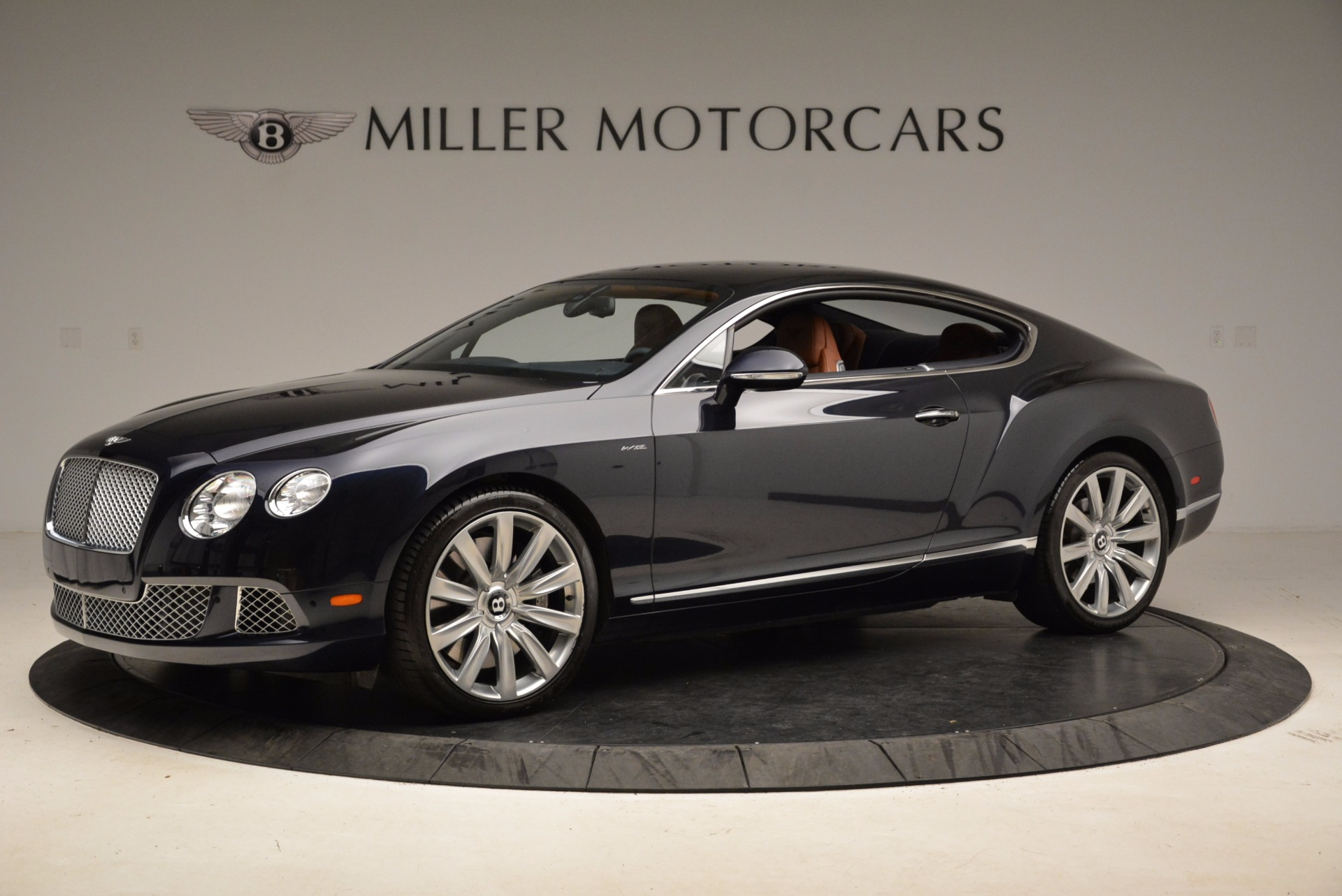 Used 2014 Bentley Continental GT W12 For Sale In Westport, CT 1845_p2