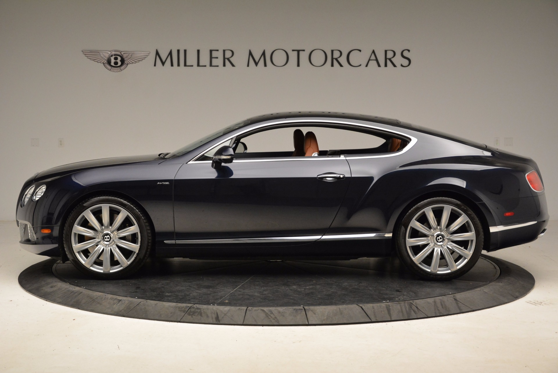 Used 2014 Bentley Continental GT W12 For Sale In Westport, CT 1845_p3